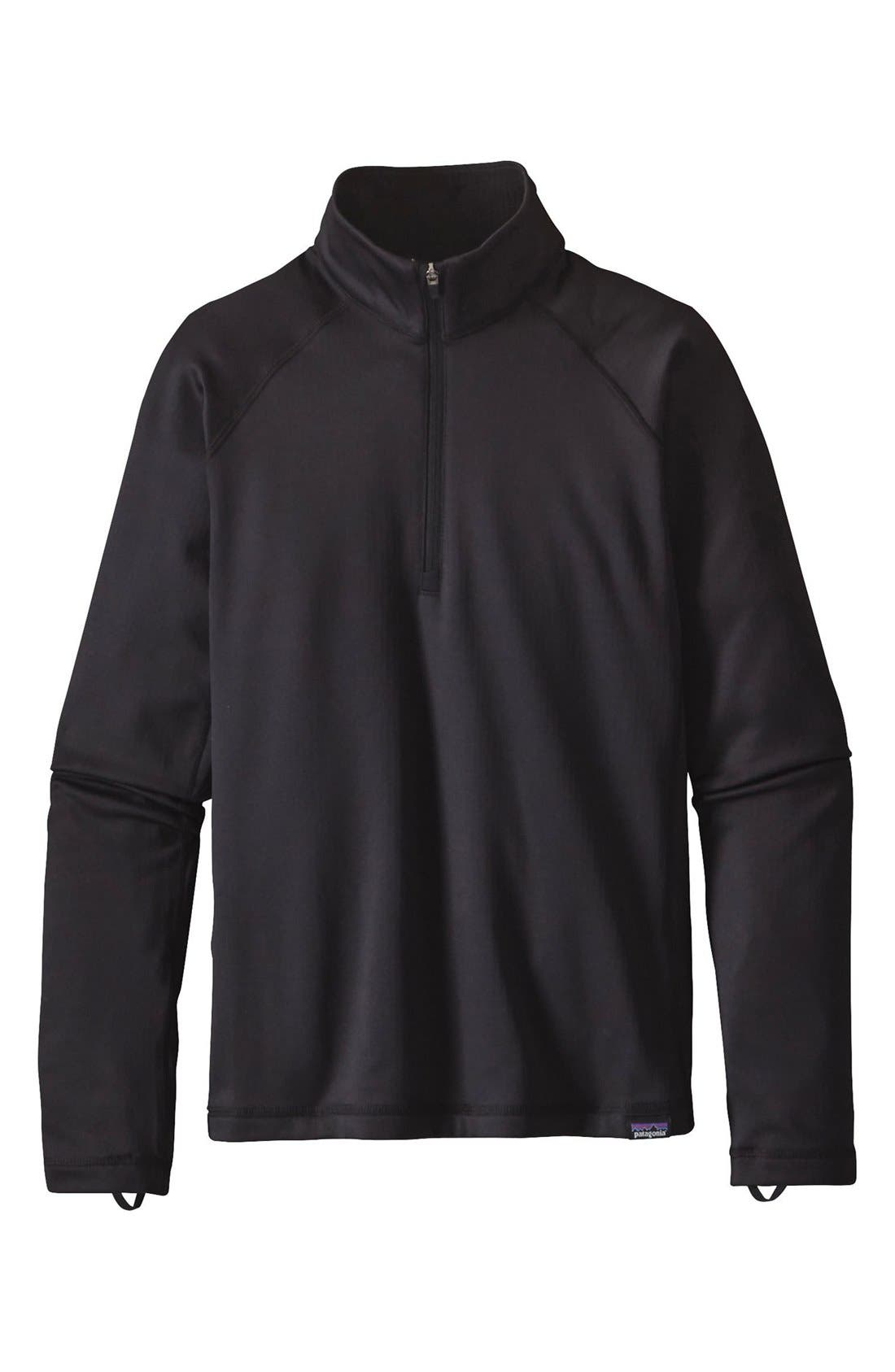 Capilene<sup>®</sup> Heavyweight Base Layer Pullover,                             Main thumbnail 3, color,