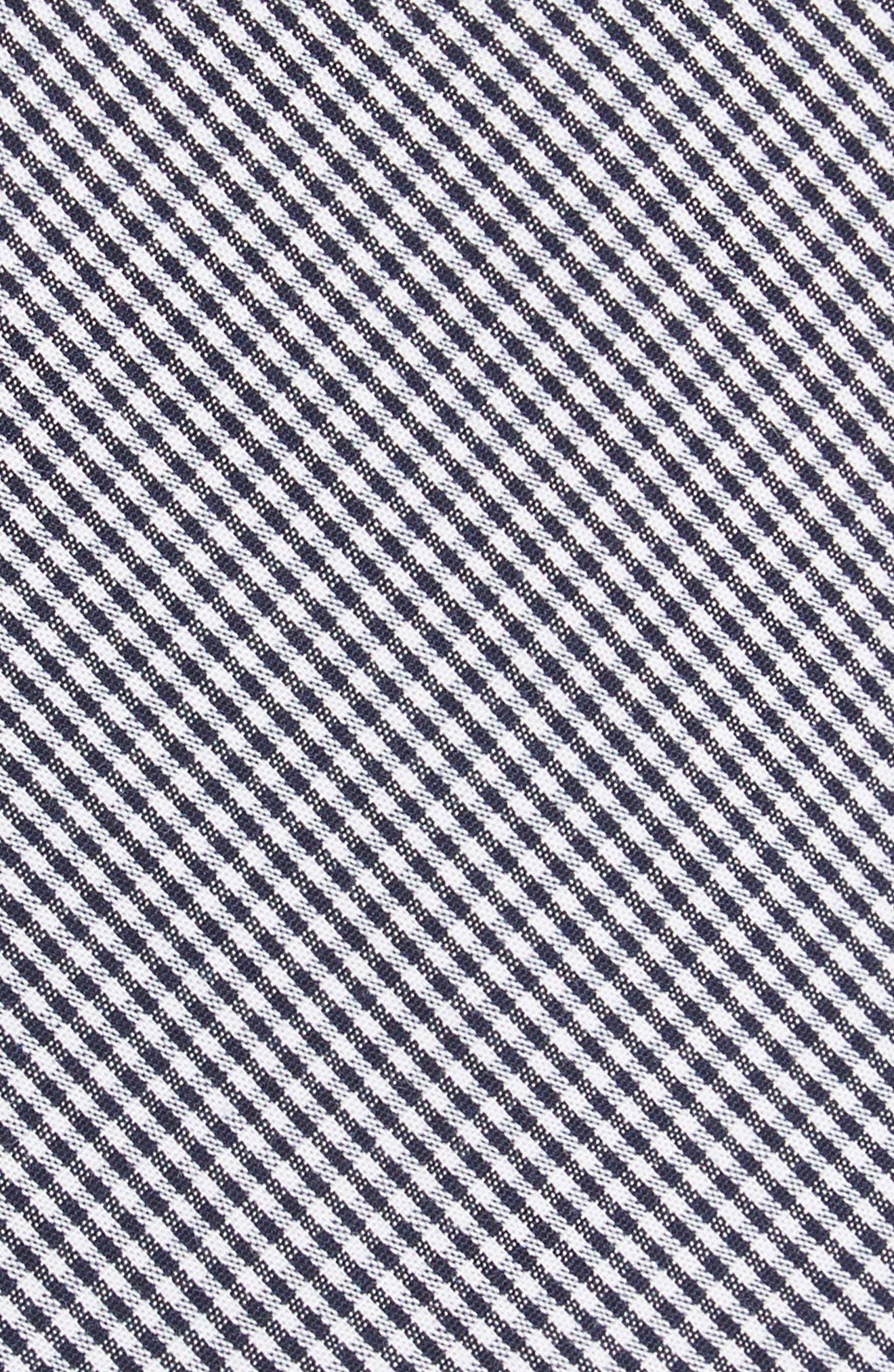 Check Cotton Tie,                             Alternate thumbnail 18, color,