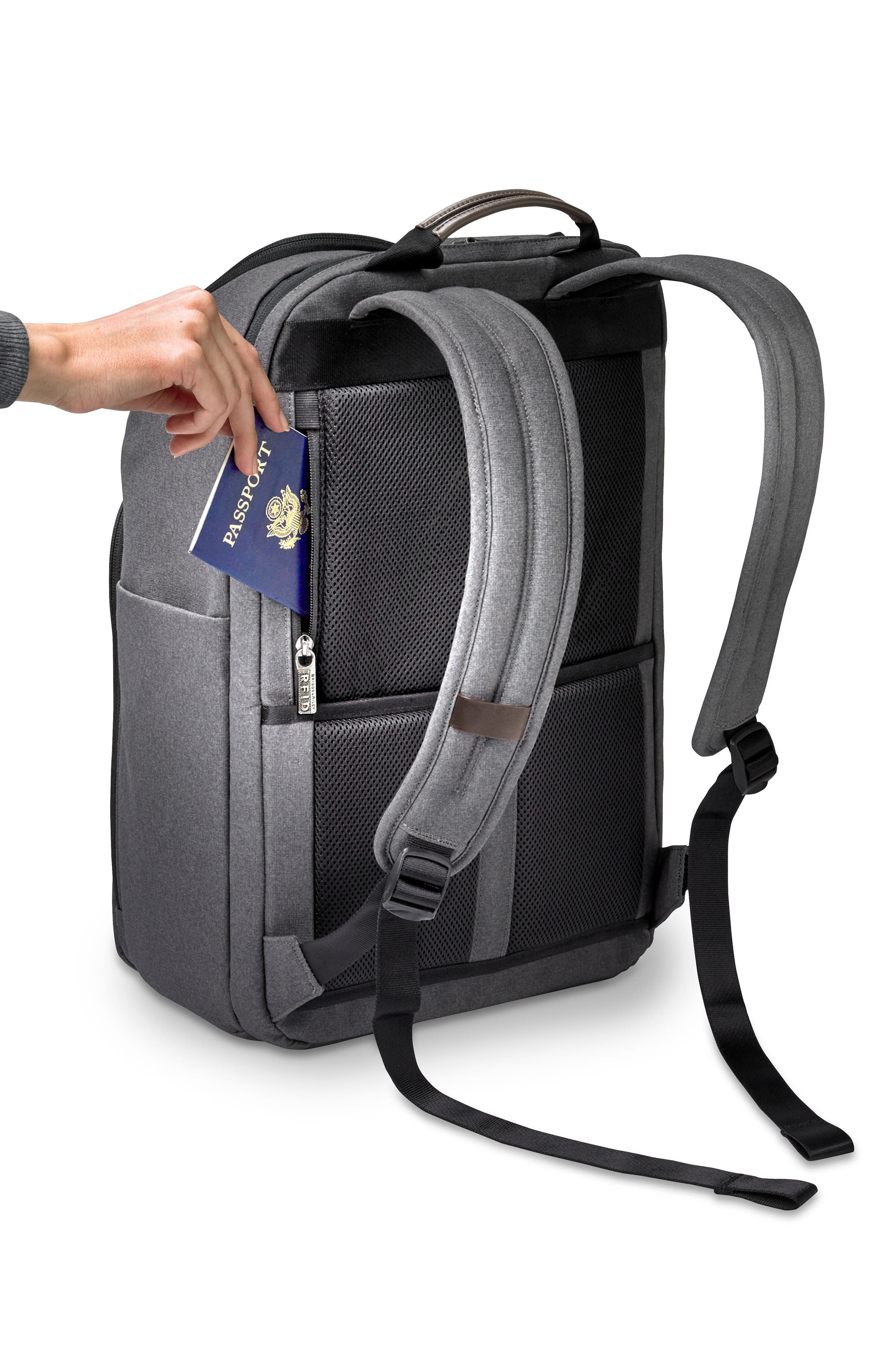 Kinzie Street Backpack,                             Alternate thumbnail 2, color,                             GREY