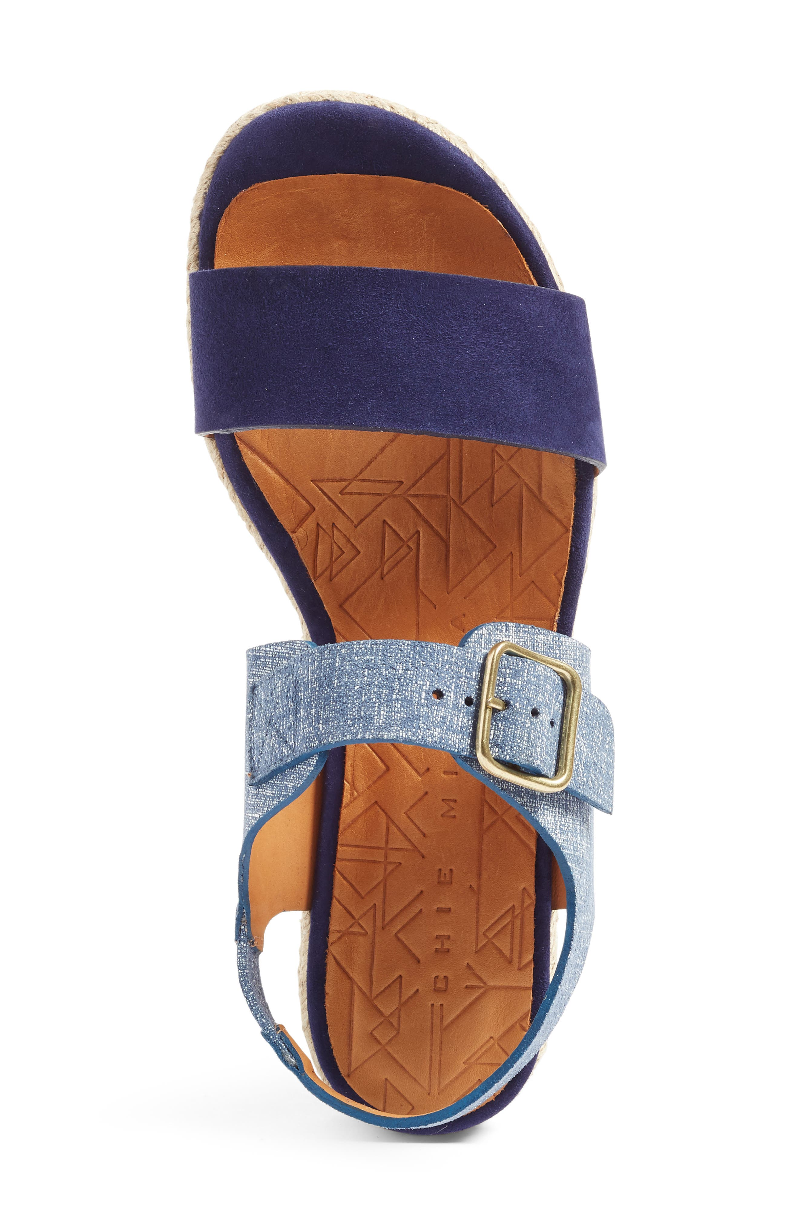 Hello Espadrille Sandal,                             Alternate thumbnail 3, color,