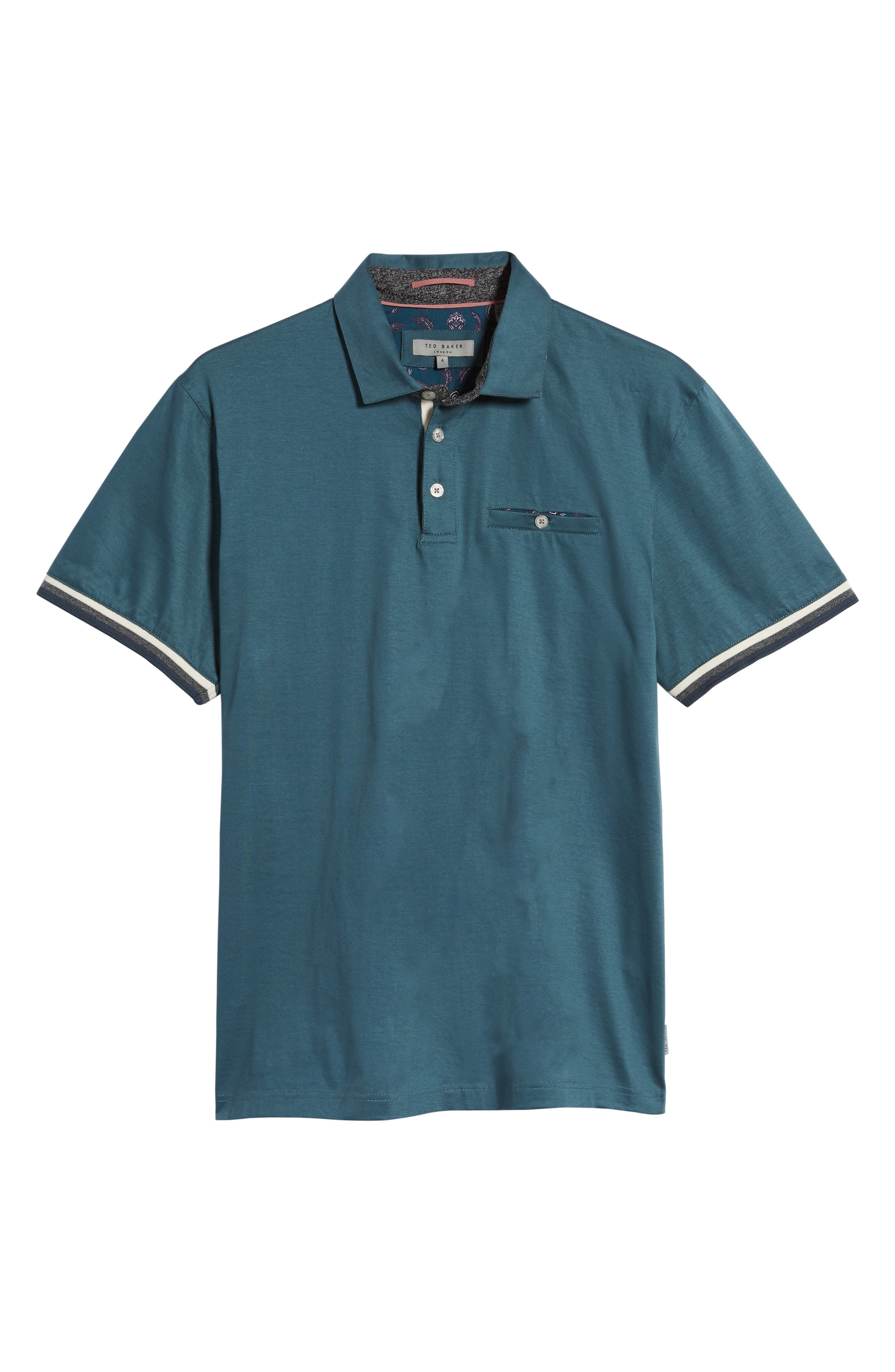 Puggle Trim Fit Polo,                             Alternate thumbnail 17, color,