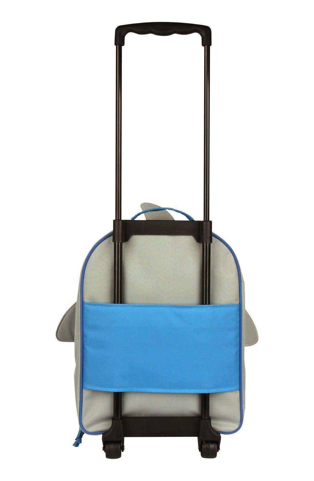'ELP' Rolling Suitcase,                             Alternate thumbnail 2, color,                             020