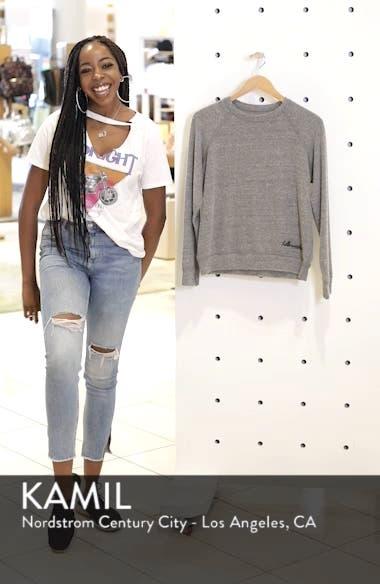 Roselynn Hello, Weekend Sweatshirt, sales video thumbnail