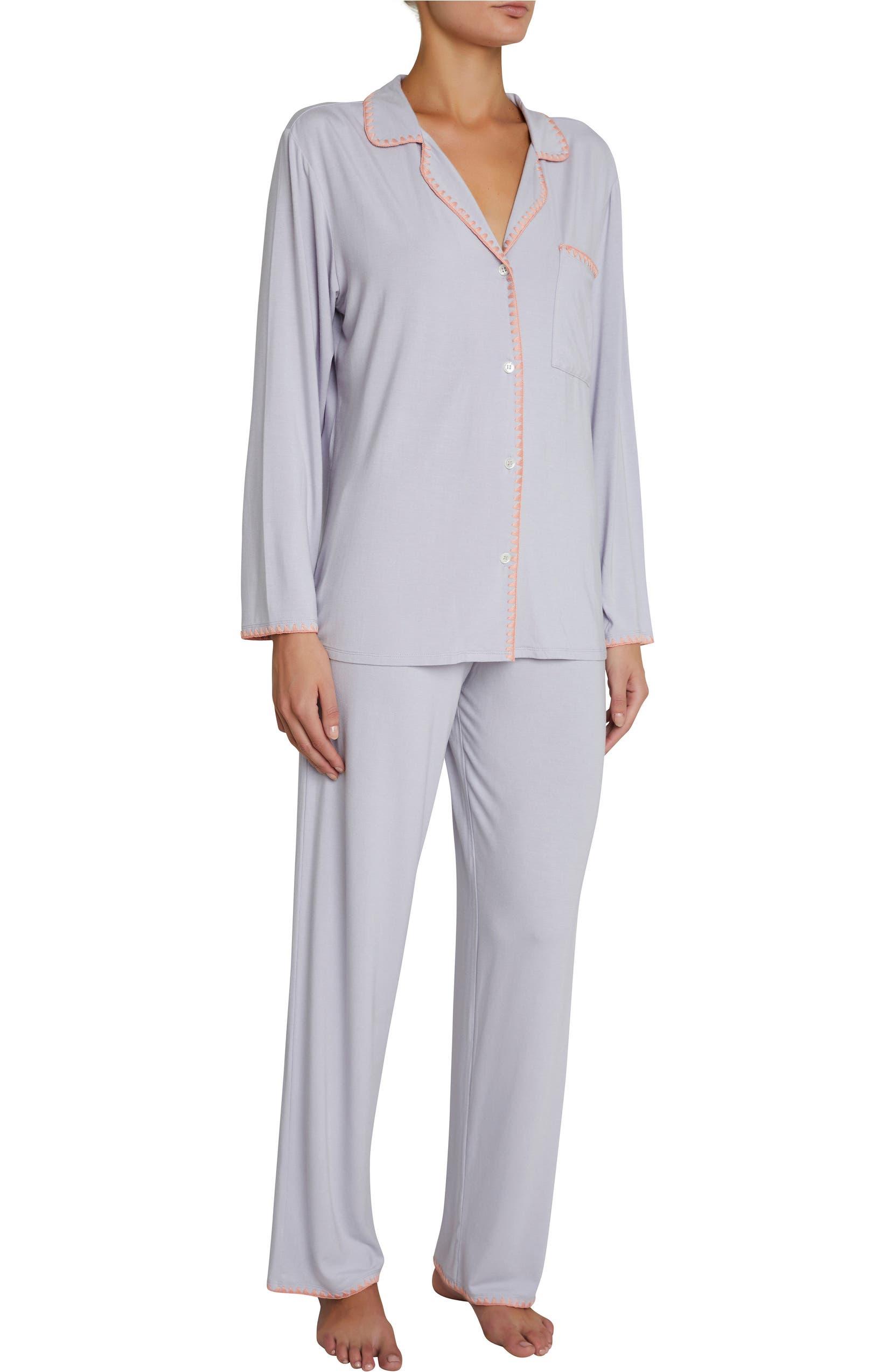 9443b6ec77241 Eberjey Frida the Whipstitch Pajamas