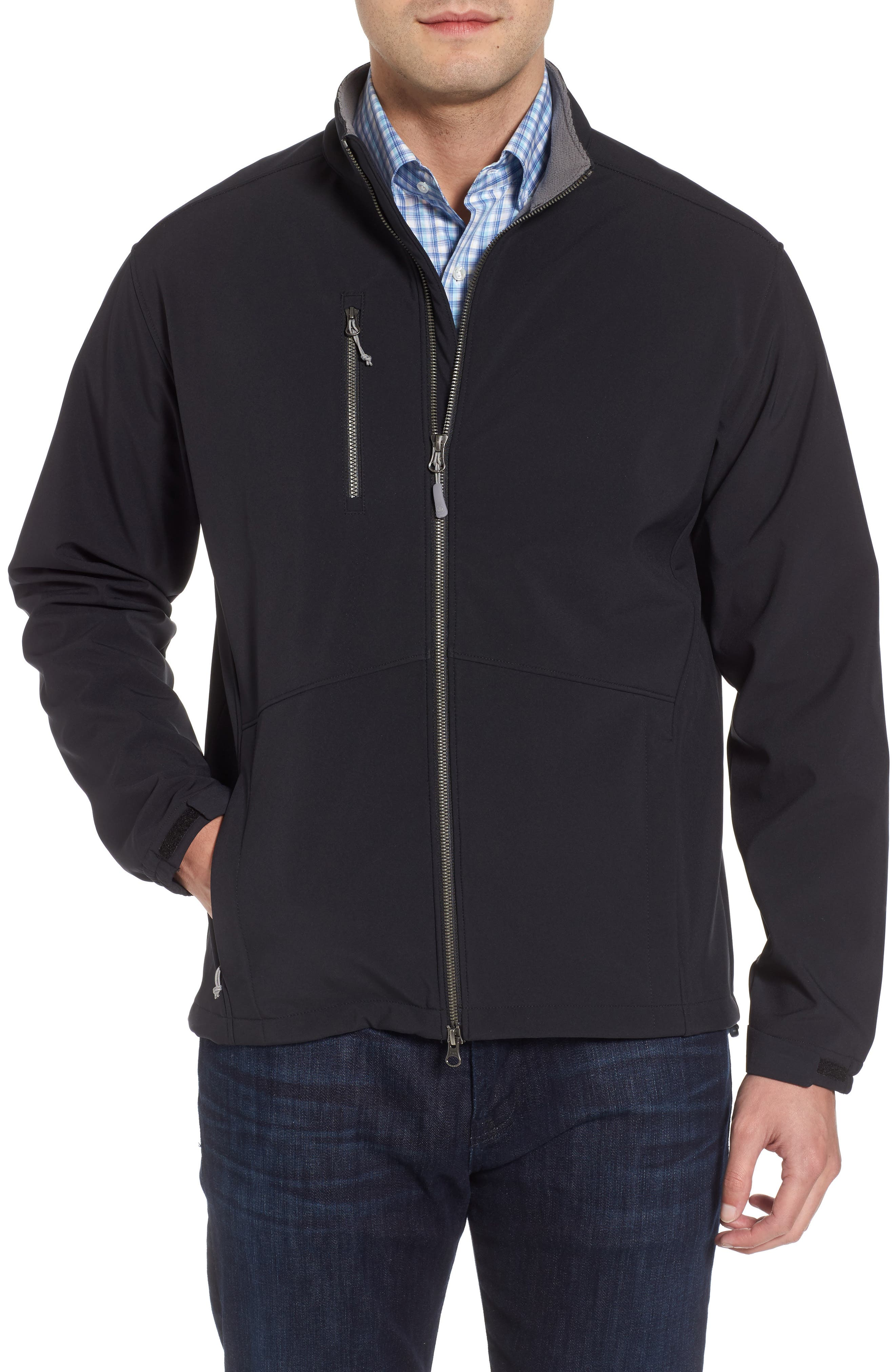 Anchorage 3-Layer Soft Shell Jacket,                         Main,                         color,