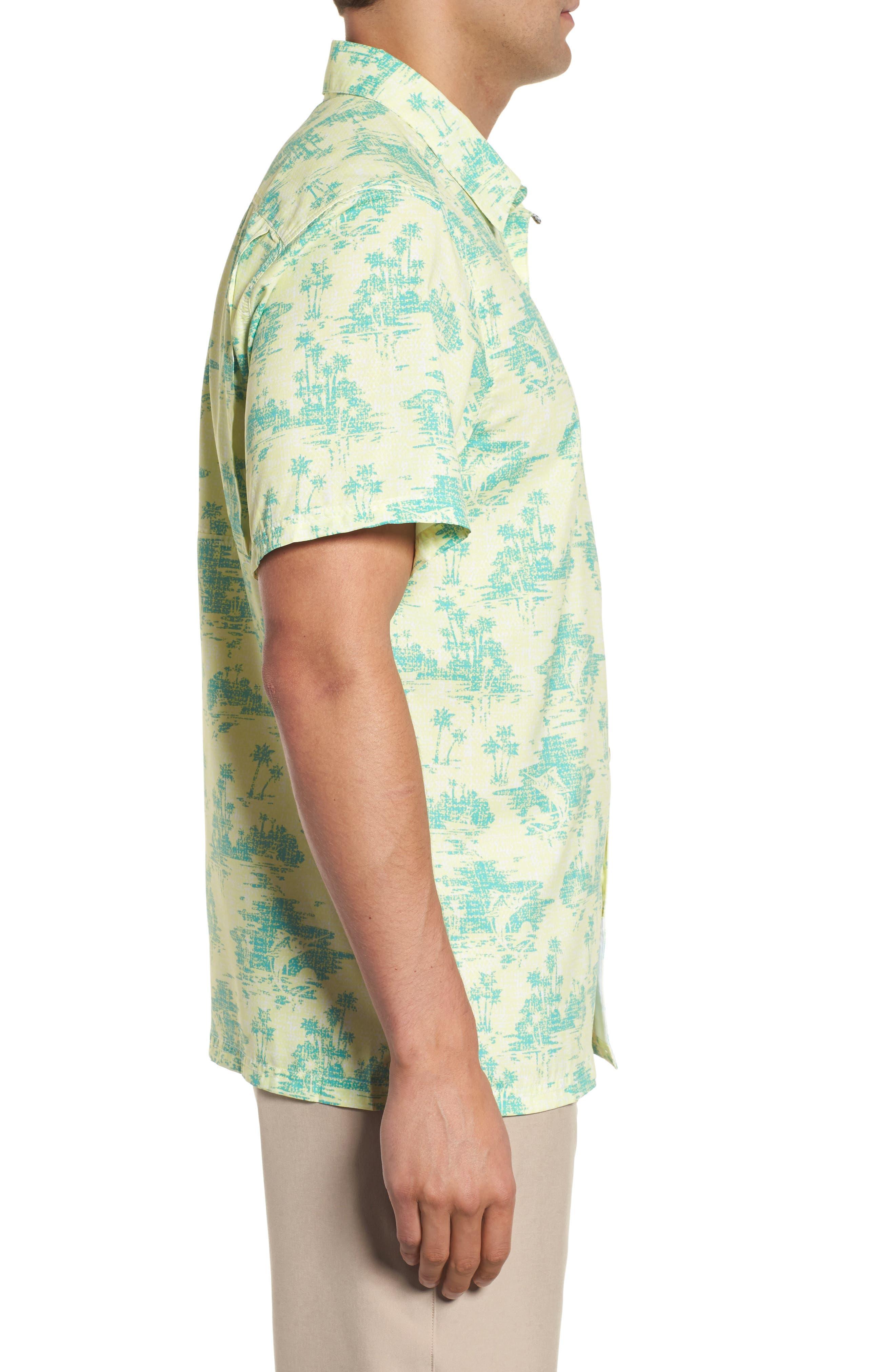 Super Slack Tide Patterned Woven Shirt,                             Alternate thumbnail 12, color,
