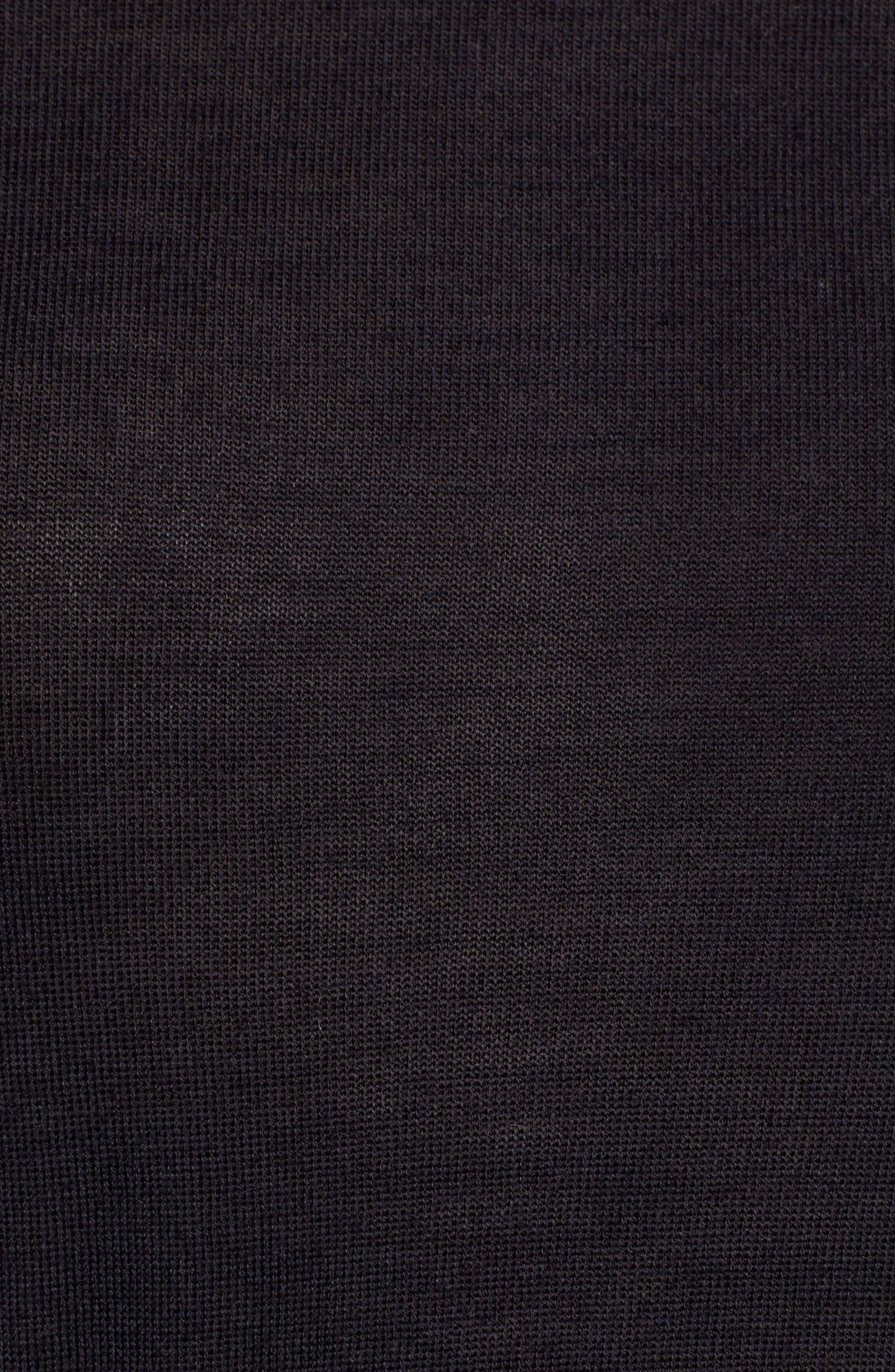 Farrella Wool Turtleneck Sweater,                             Alternate thumbnail 5, color,                             480