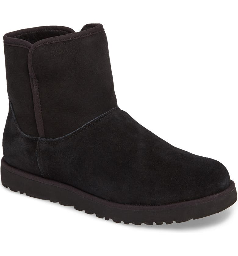 Find the perfect UGG Cory Genuine Shearling Short Boot (Women) Best Price
