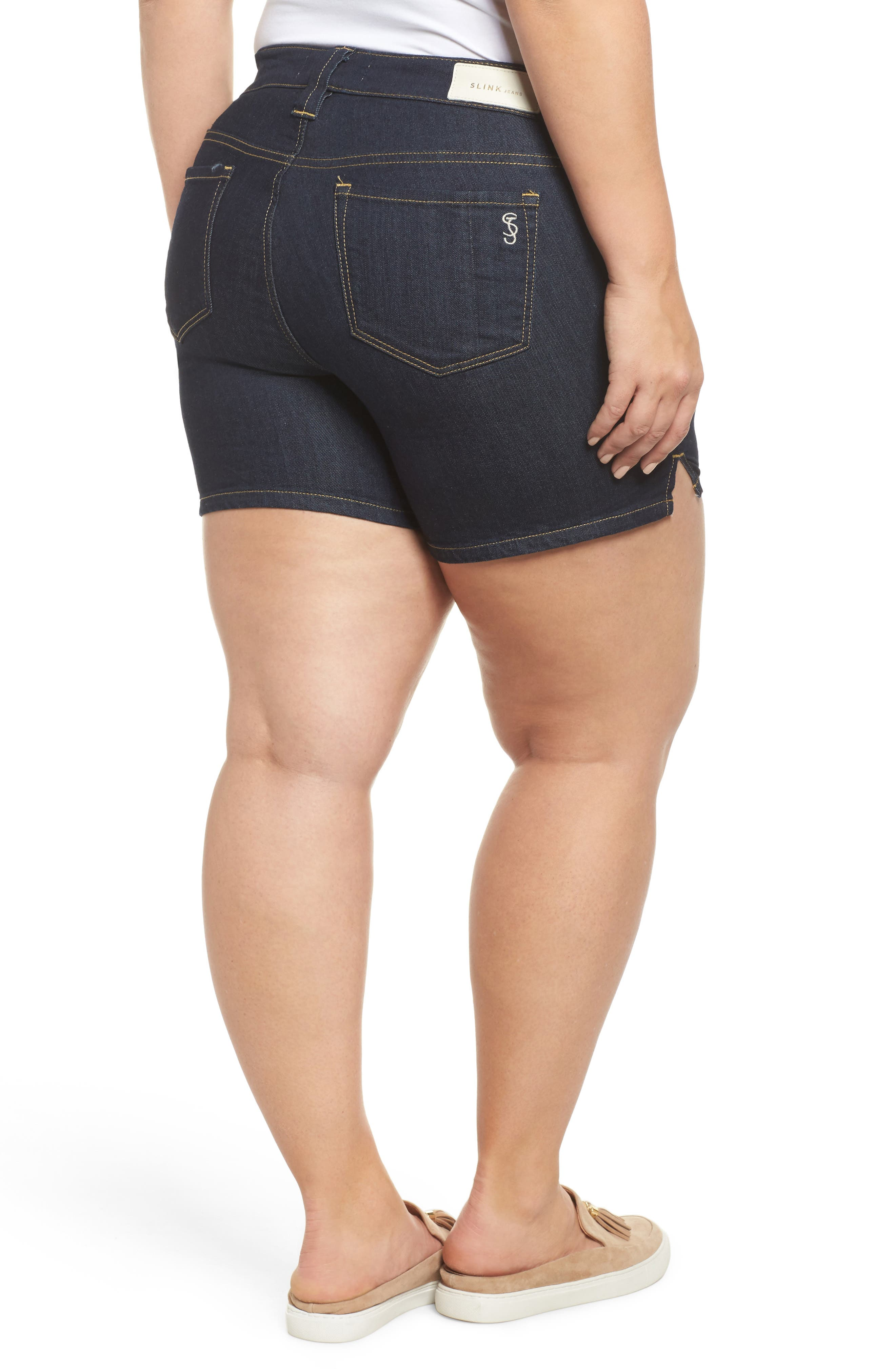 Side Vent Shorts,                             Alternate thumbnail 2, color,