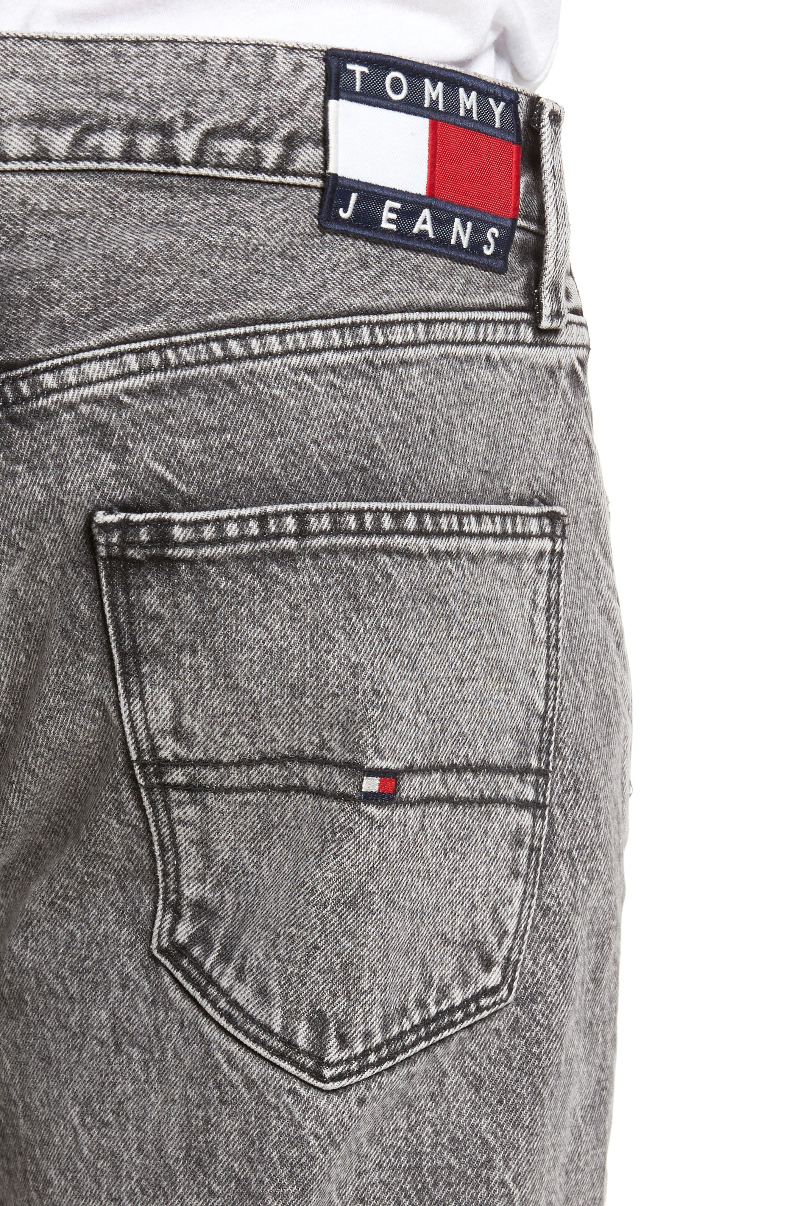 90s Classic Straight Leg Jeans,                             Alternate thumbnail 13, color,