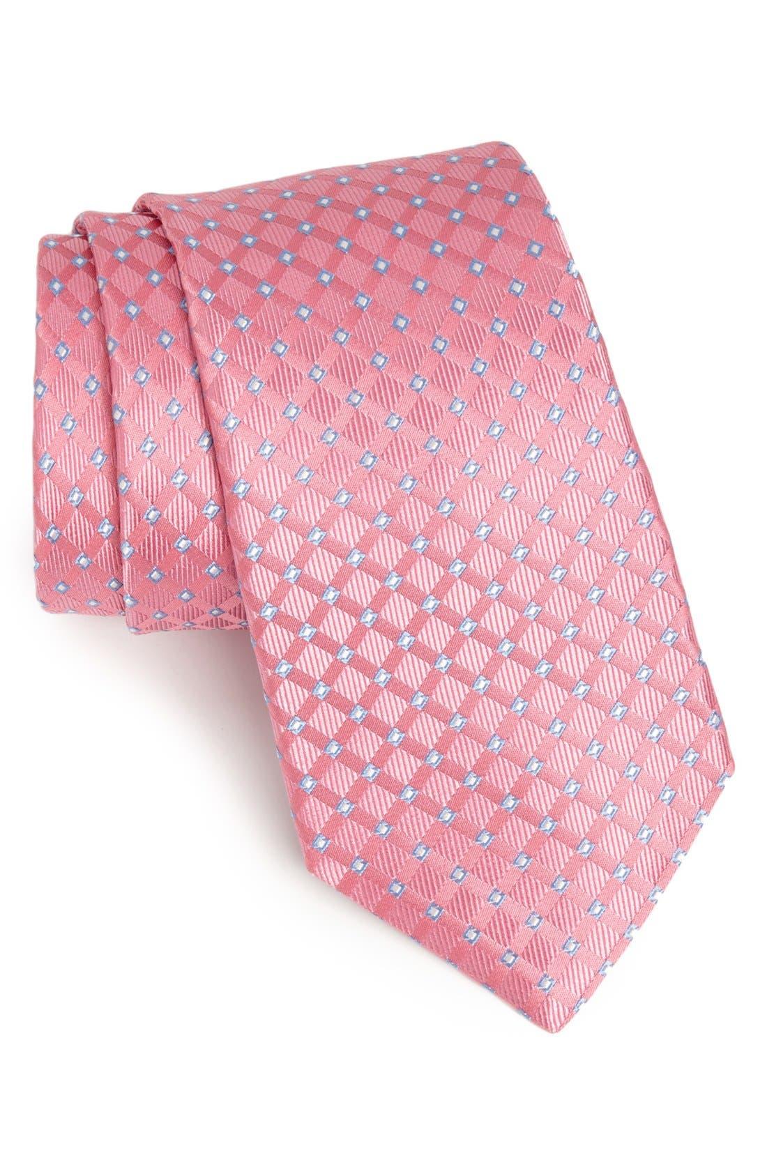 Woven Silk Tie,                             Main thumbnail 9, color,
