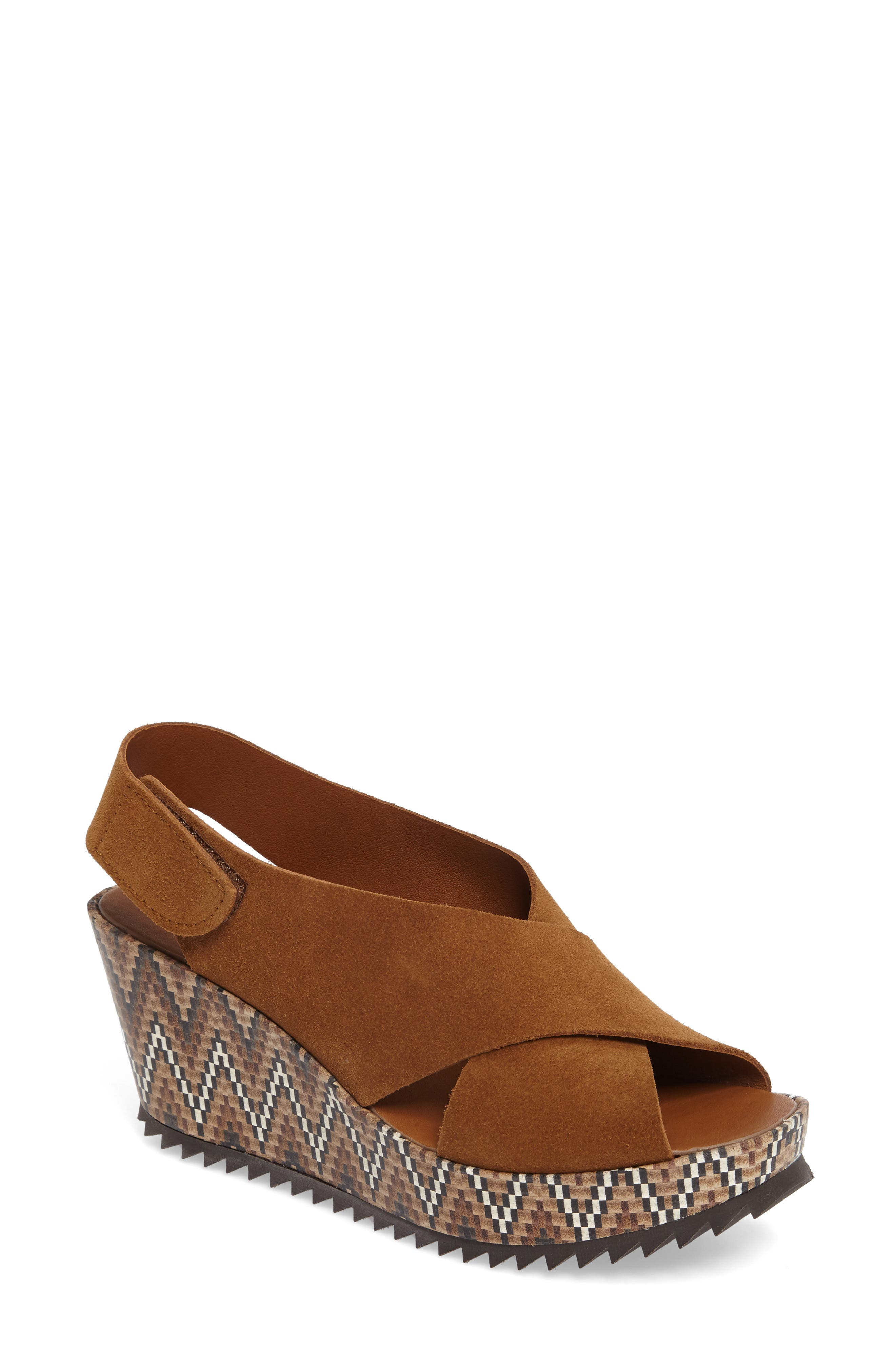 'Federica' Wedge Sandal,                             Main thumbnail 2, color,