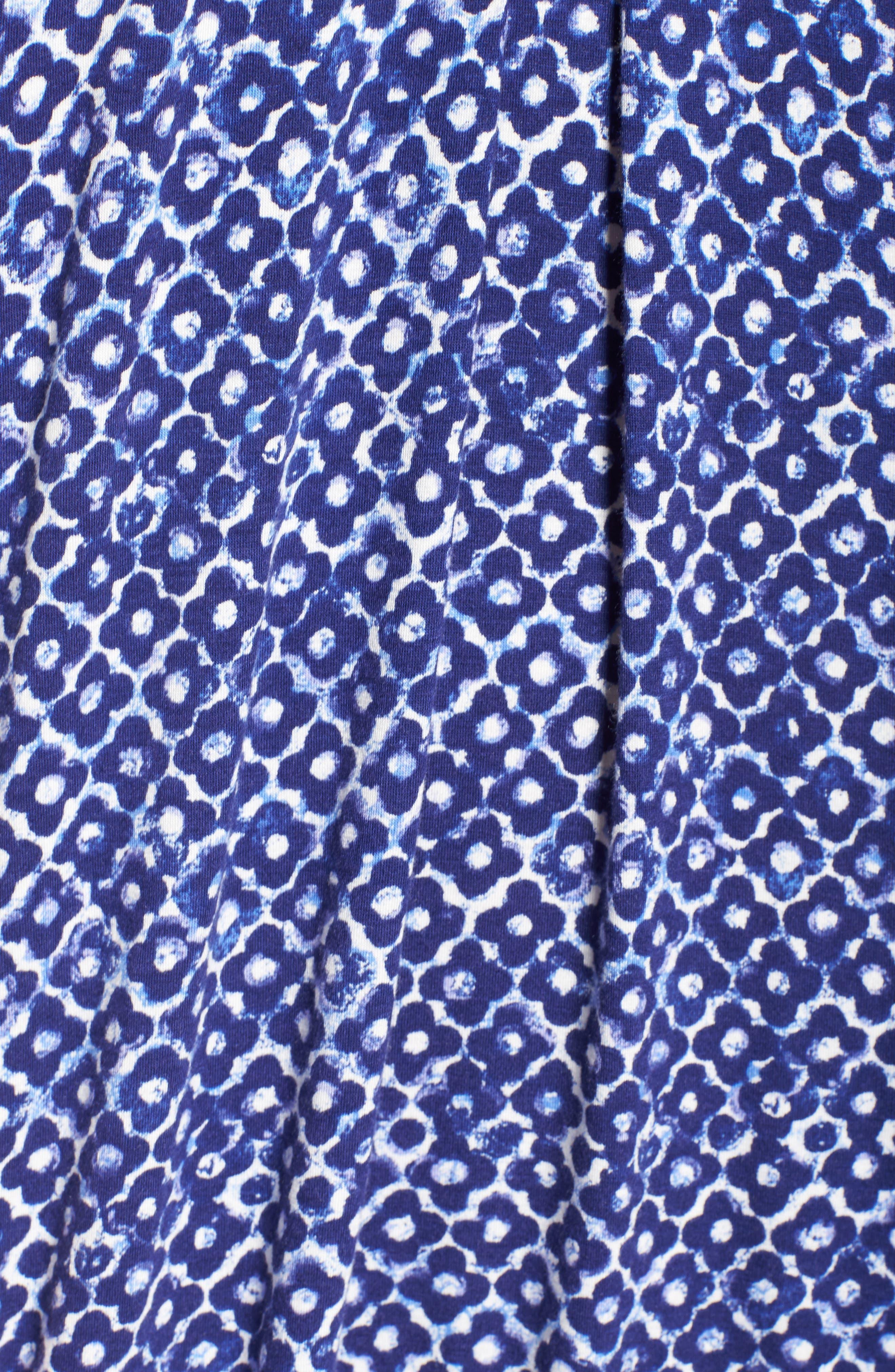 Sleepwear Caftan,                             Alternate thumbnail 5, color,                             477