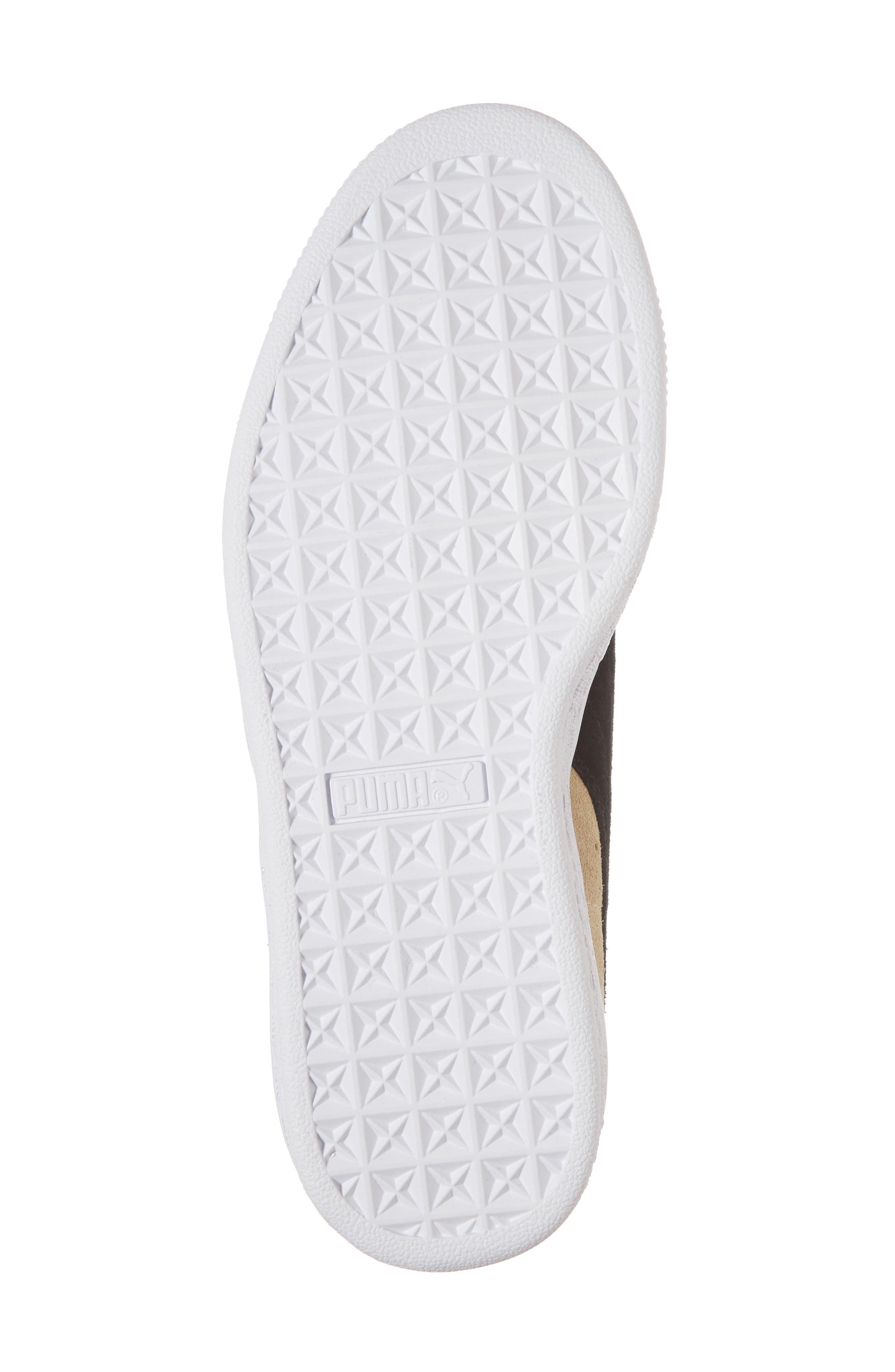 Suede Sneaker,                             Alternate thumbnail 120, color,
