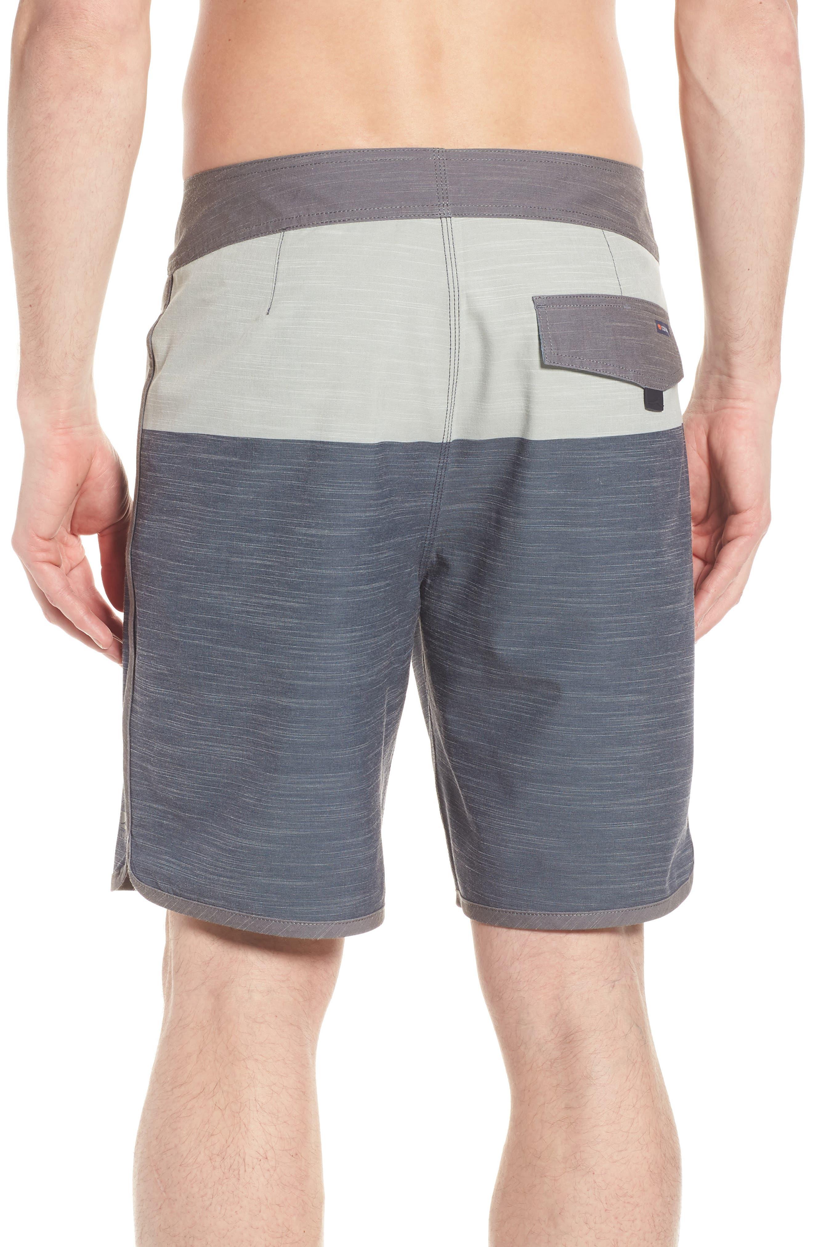 Beachcomber Board Shorts,                             Alternate thumbnail 2, color,                             CHARCOAL