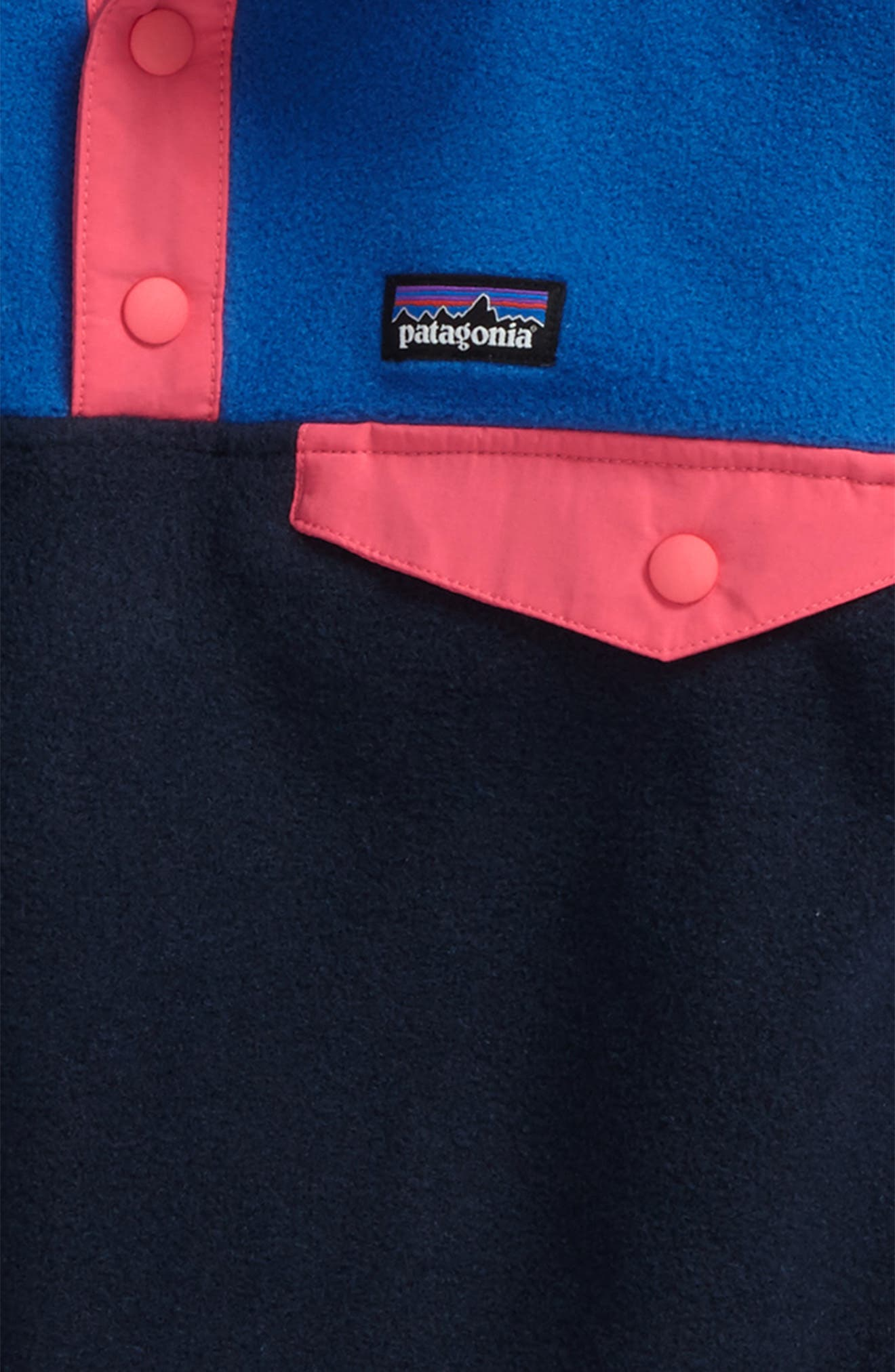 Synchilla<sup>®</sup> Snap-T<sup>®</sup> Fleece Pullover,                             Alternate thumbnail 4, color,