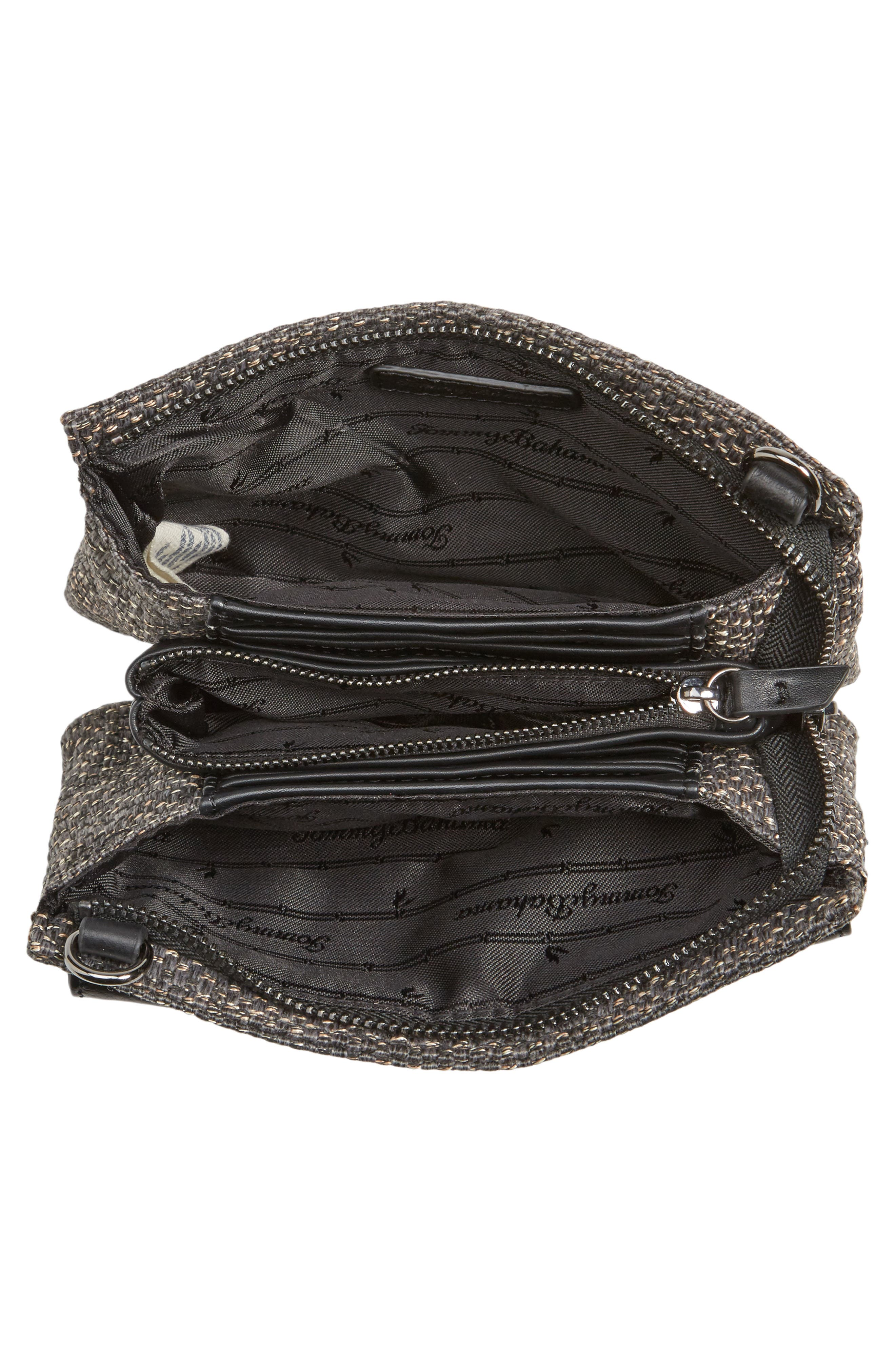 Katerini Leather Crossbody Wallet,                             Alternate thumbnail 22, color,