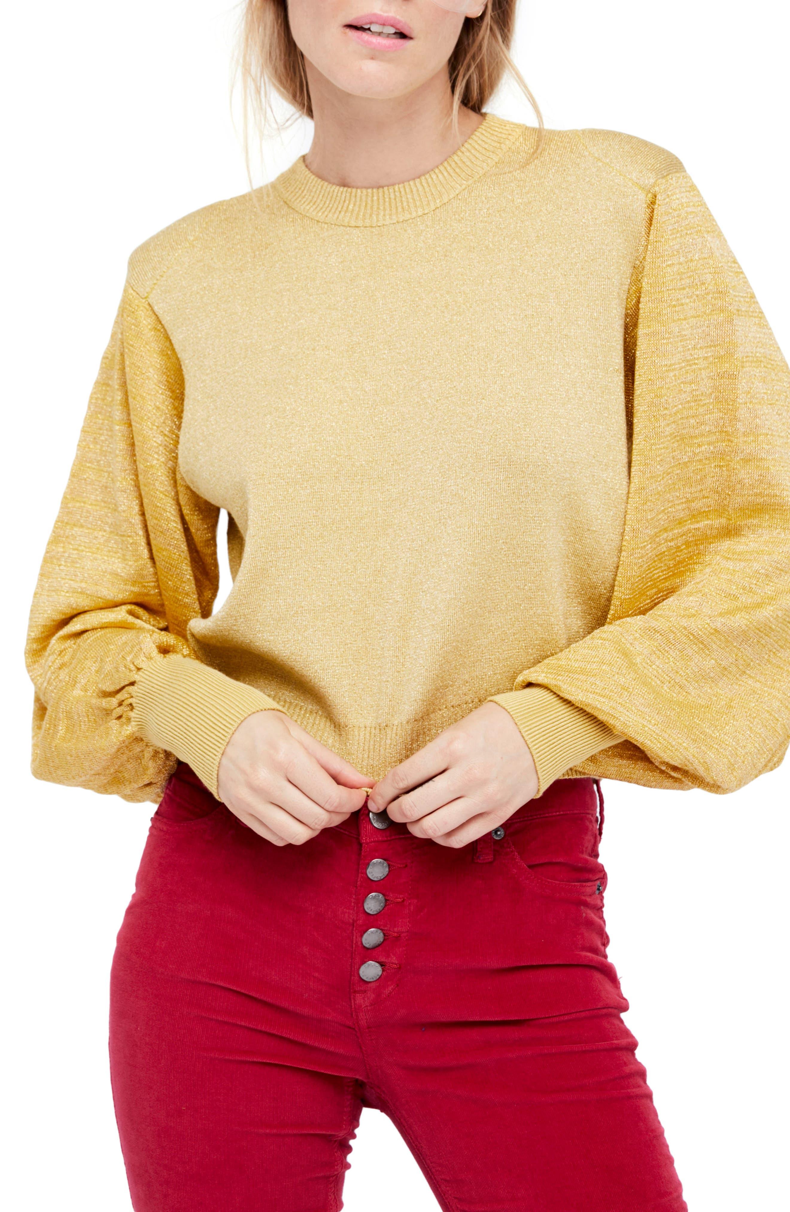 Let it Shine Sweater,                             Main thumbnail 2, color,