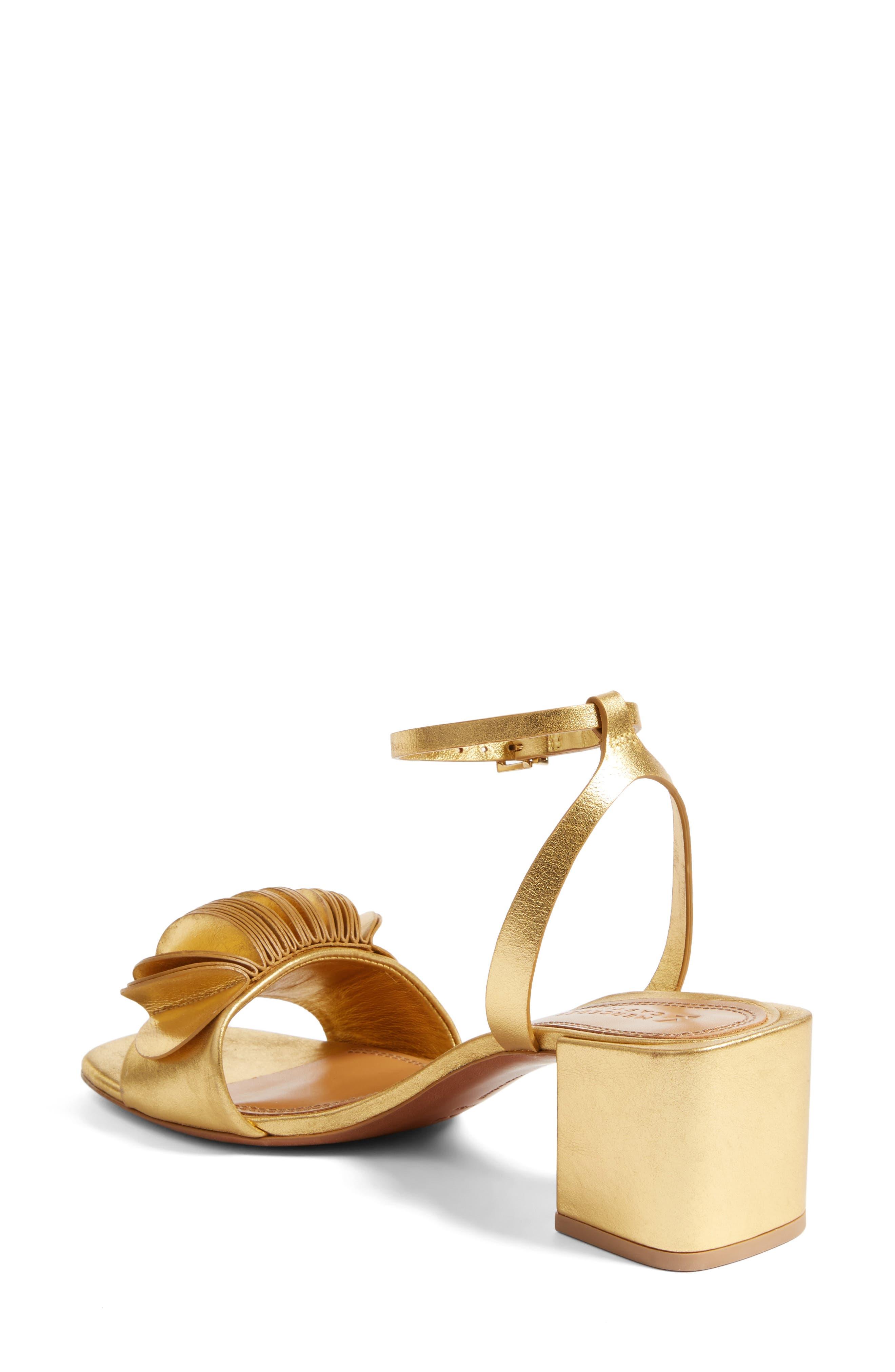 Riza Block Heel Sandal,                             Alternate thumbnail 7, color,