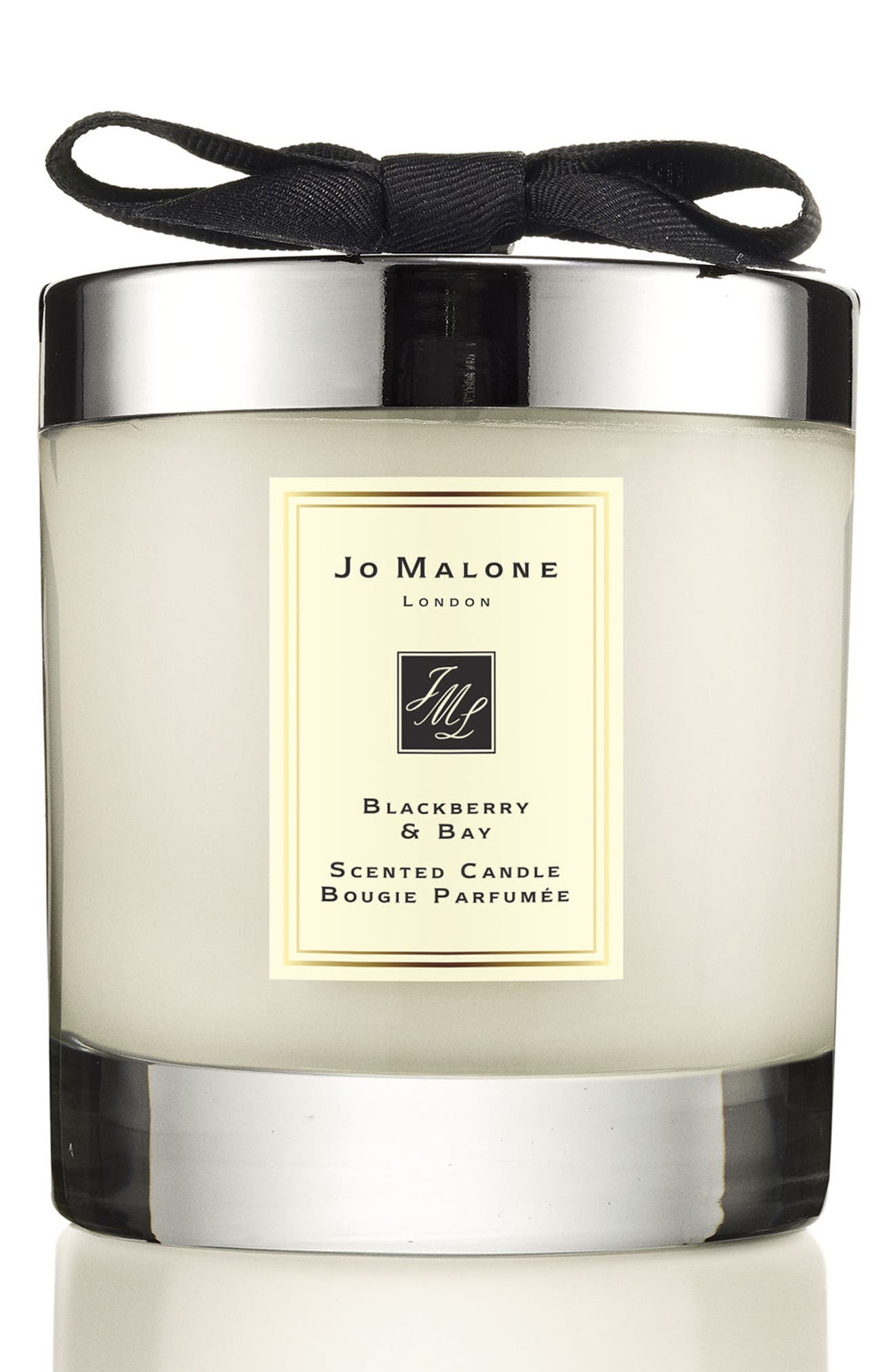 Jo Malone<sup>™</sup> Blackberry & Bay Scented Home Candle,                             Alternate thumbnail 2, color,                             NO COLOR
