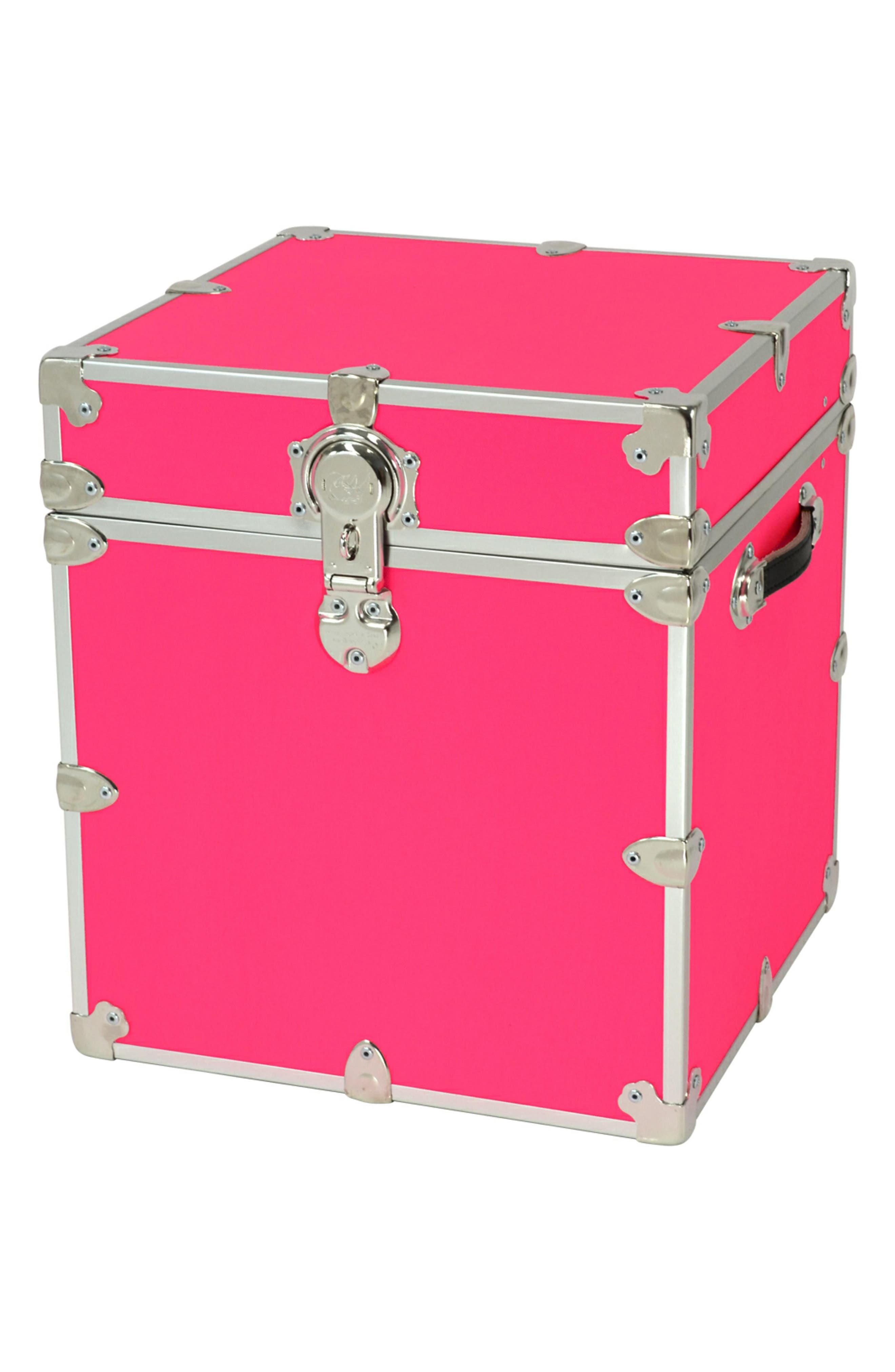 Rhino Trunk  Case Armor Cube Trunk Size One Size  Pink