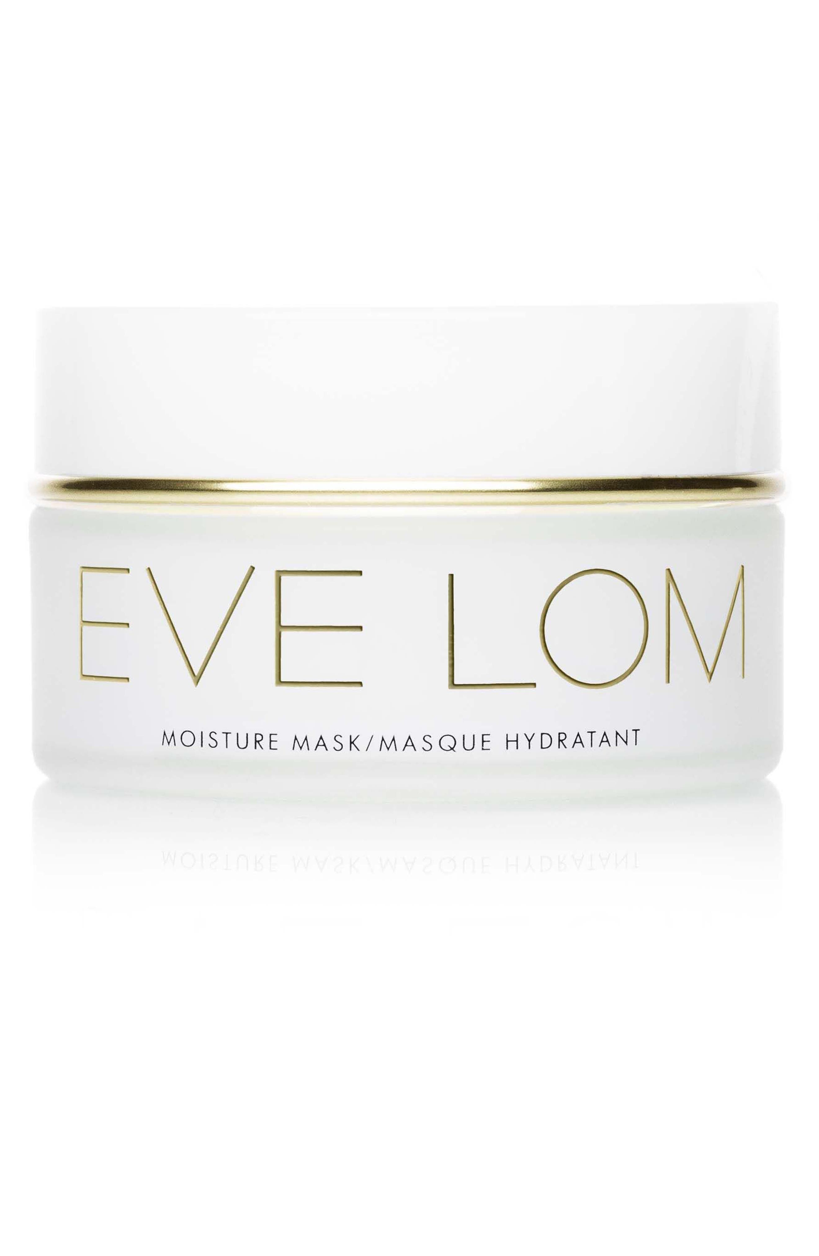 EVE LOM,                             SPACE.NK.apothecary EVE LOM Moisture Mask,                             Alternate thumbnail 3, color,                             NO COLOR