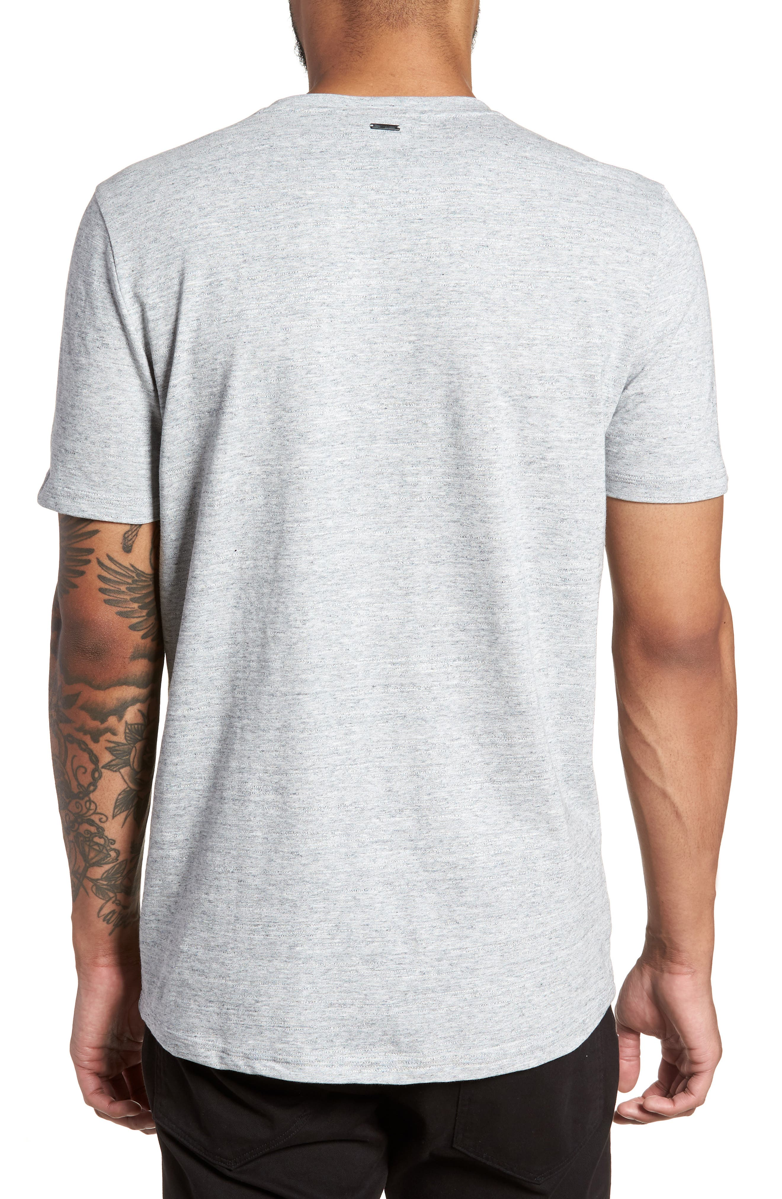 Dohnny Crewneck T-Shirt,                             Alternate thumbnail 2, color,                             061