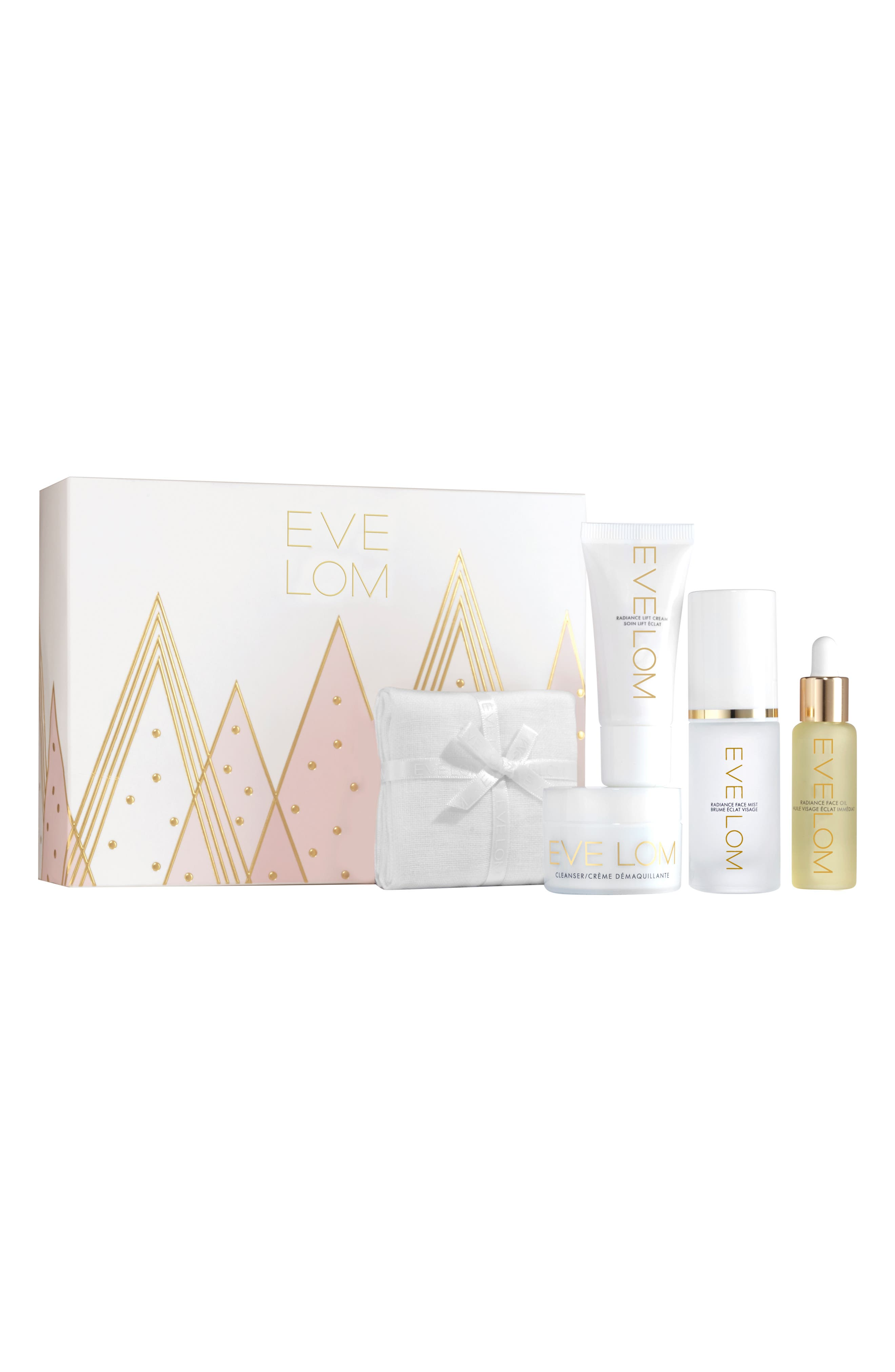 SPACE.NK.apothecary EVE LOM Simply Radiant Set,                             Main thumbnail 1, color,                             NO COLOR