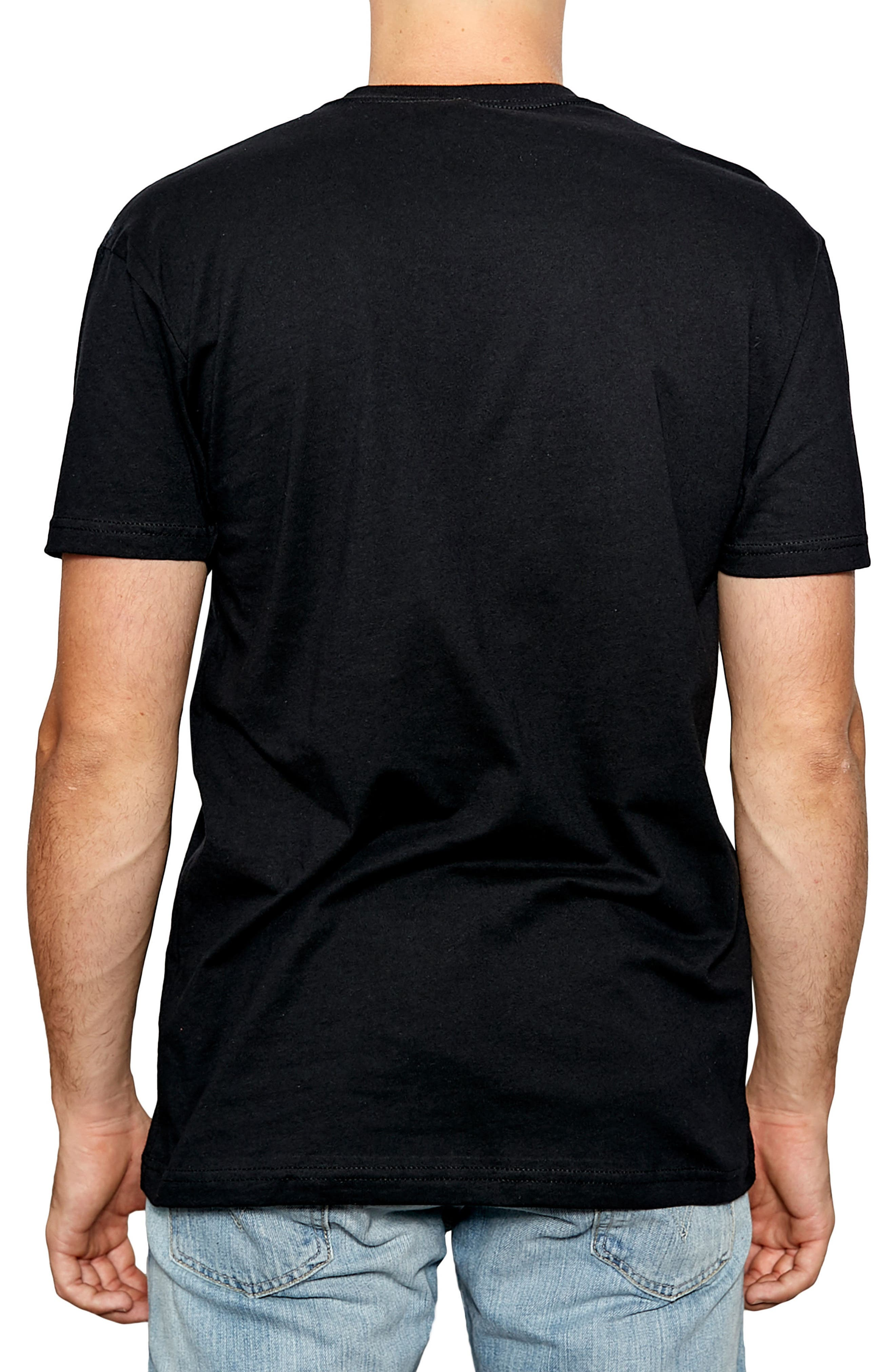 Out to Lunch Graphic T-Shirt,                             Alternate thumbnail 2, color,                             001