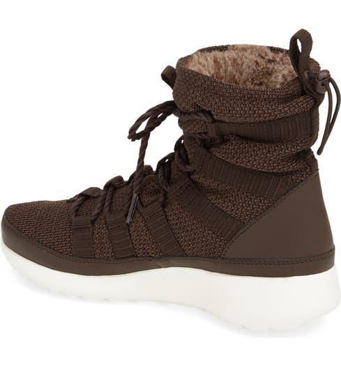 10b22f4bdd9f1d  Roshe One Hi  Water Resistant Sneaker Boot