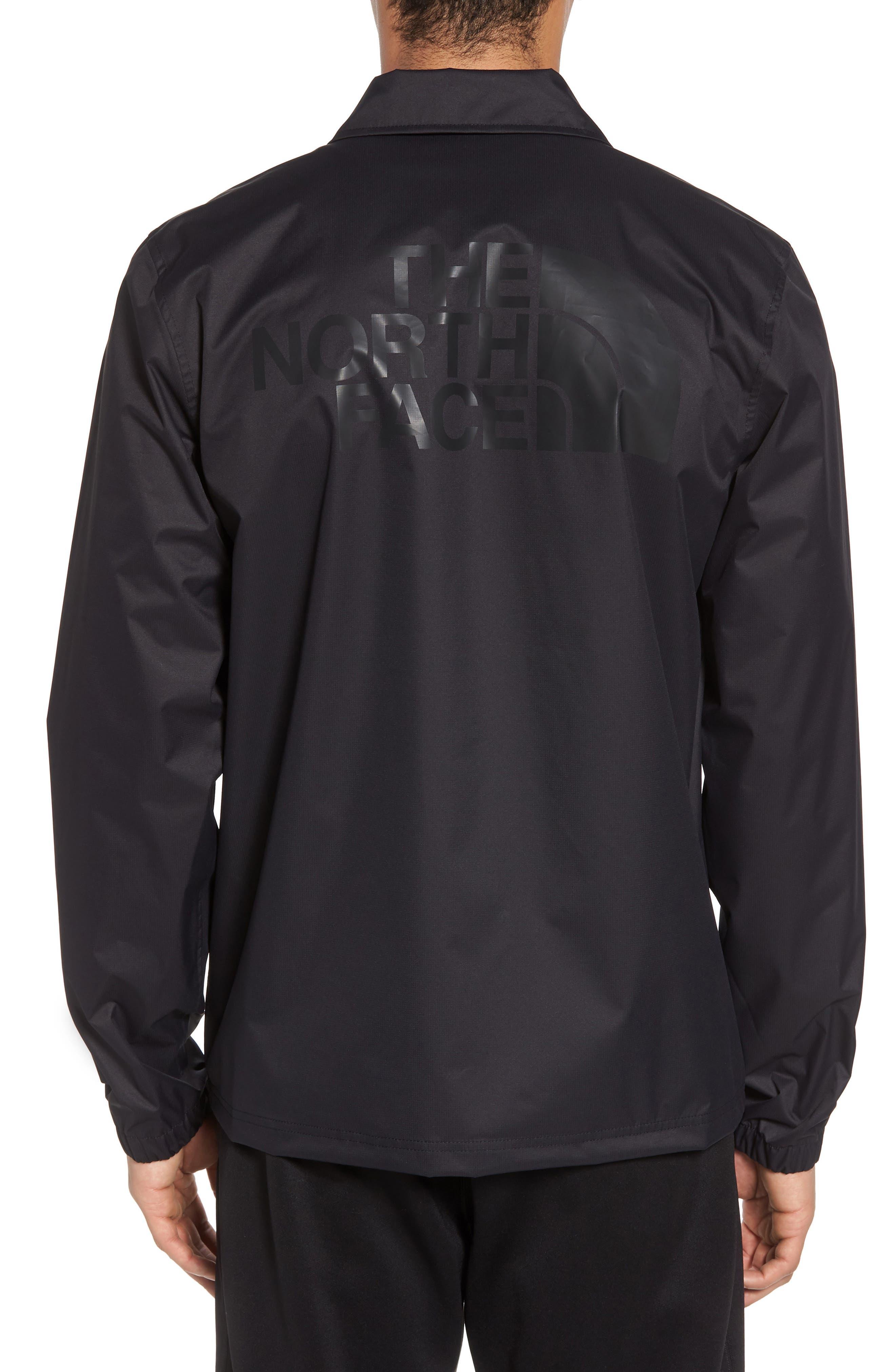Coaches Rain Jacket,                             Alternate thumbnail 2, color,                             001