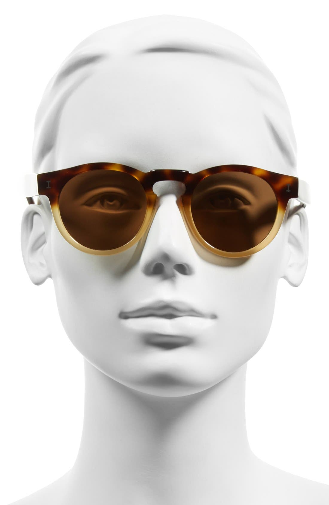 'Leonard' 47mm Sunglasses,                             Alternate thumbnail 127, color,