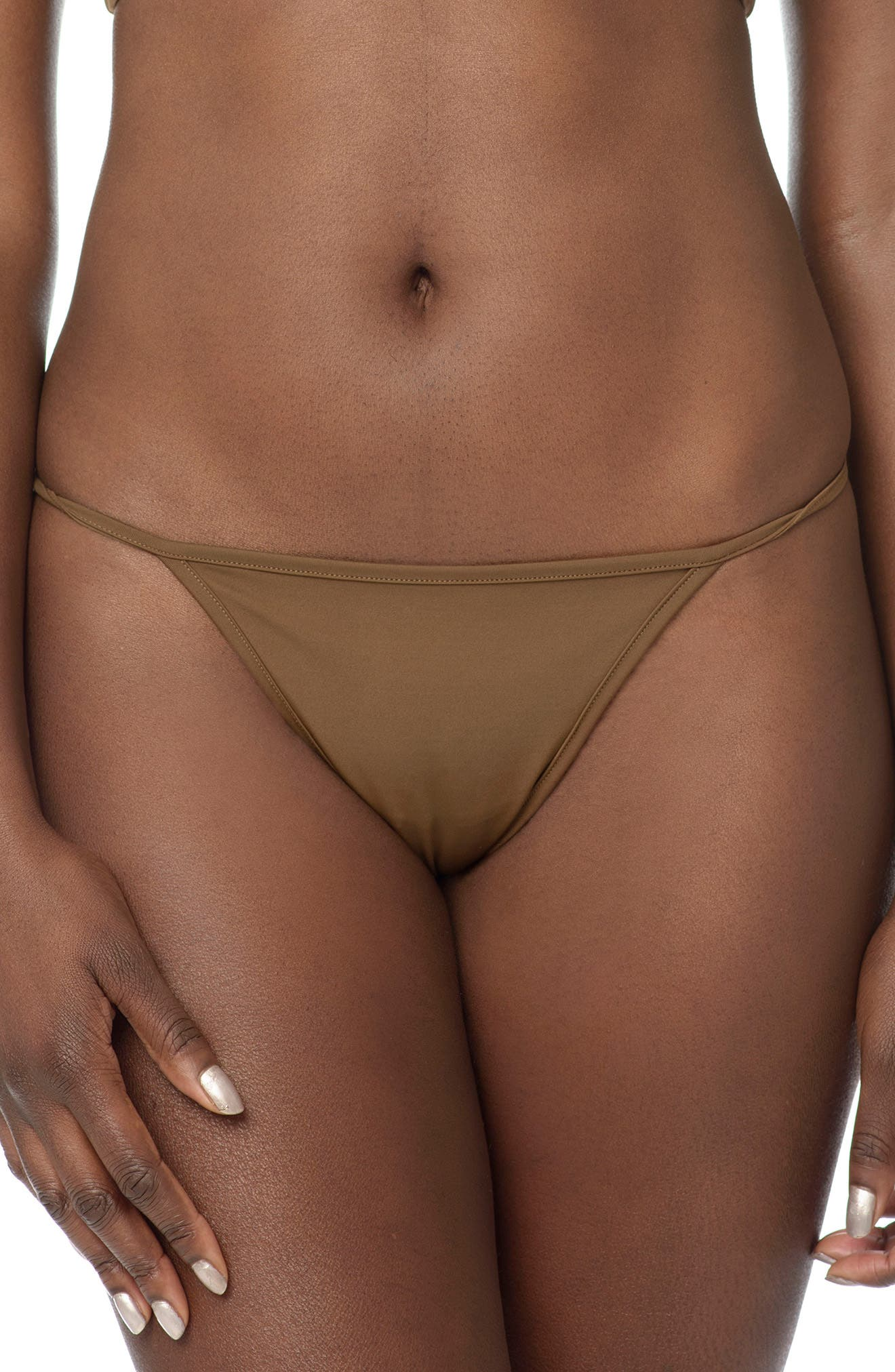 Naked G-String,                         Main,                         color, BERRY