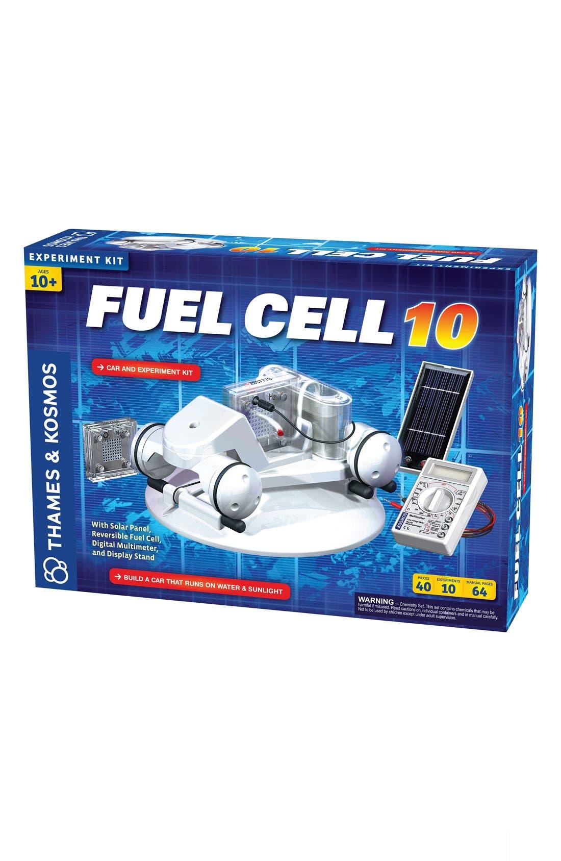 'Fuel Cell 10' Car Experiment Kit,                             Alternate thumbnail 5, color,                             NO COLOR