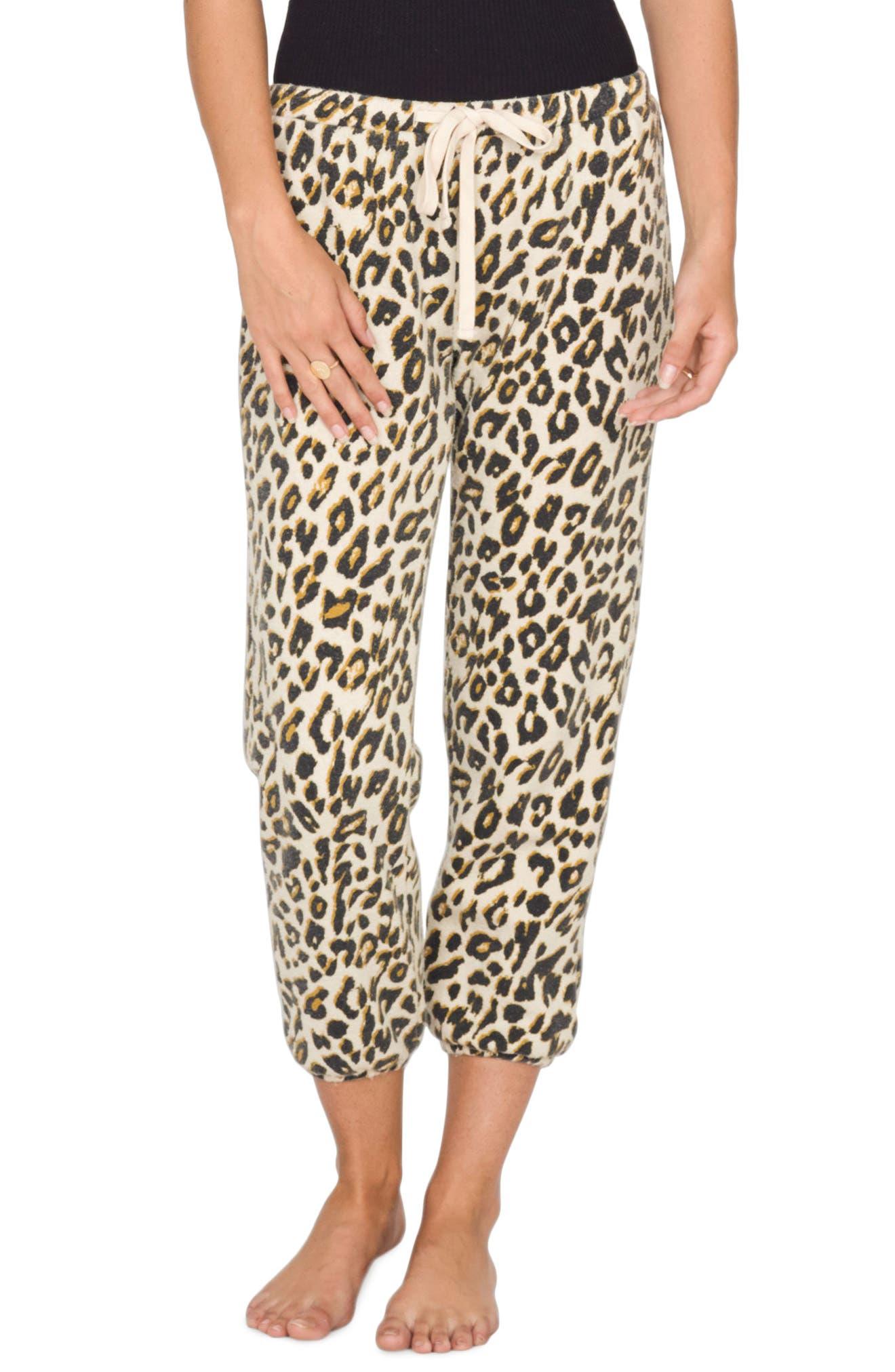 Vacation Mode Crop Sweatpants,                         Main,                         color, 250