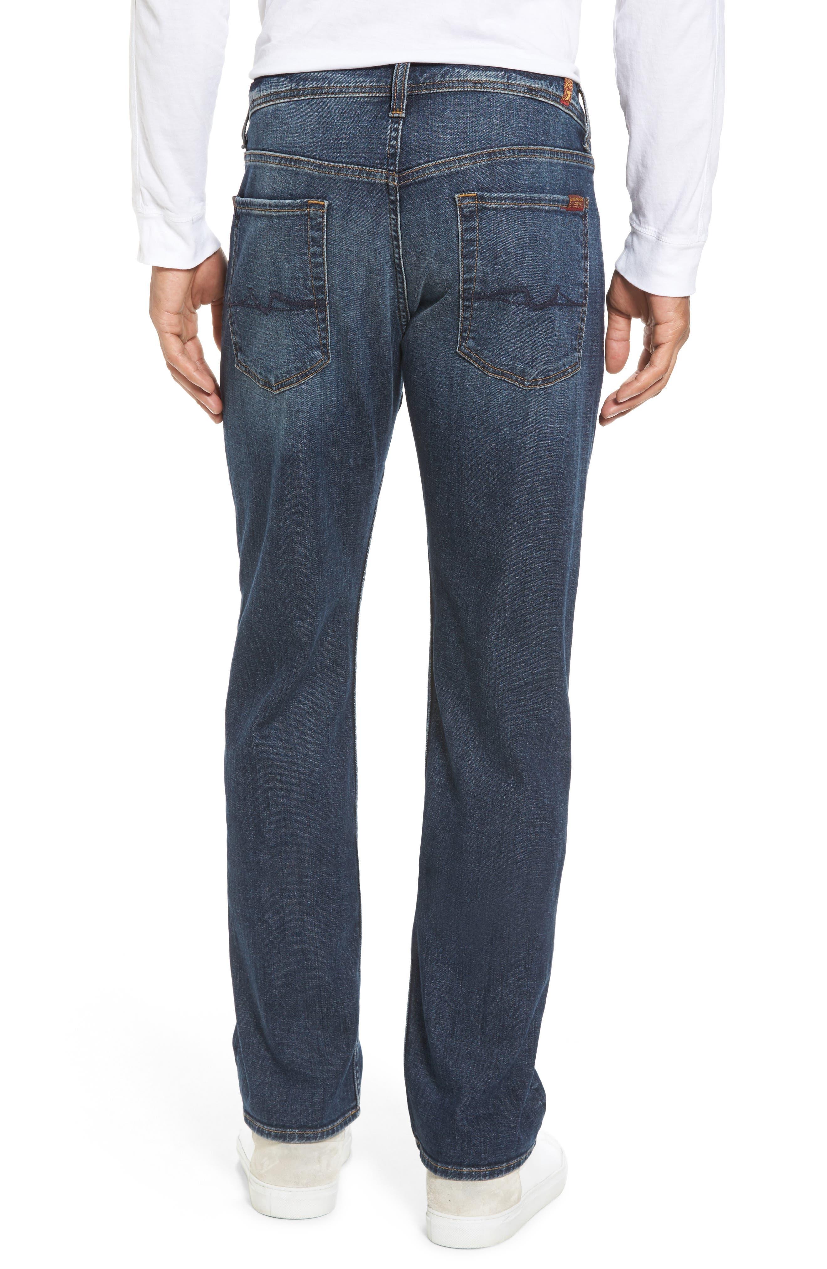 The Standard Straight Leg Jeans,                             Alternate thumbnail 2, color,                             408