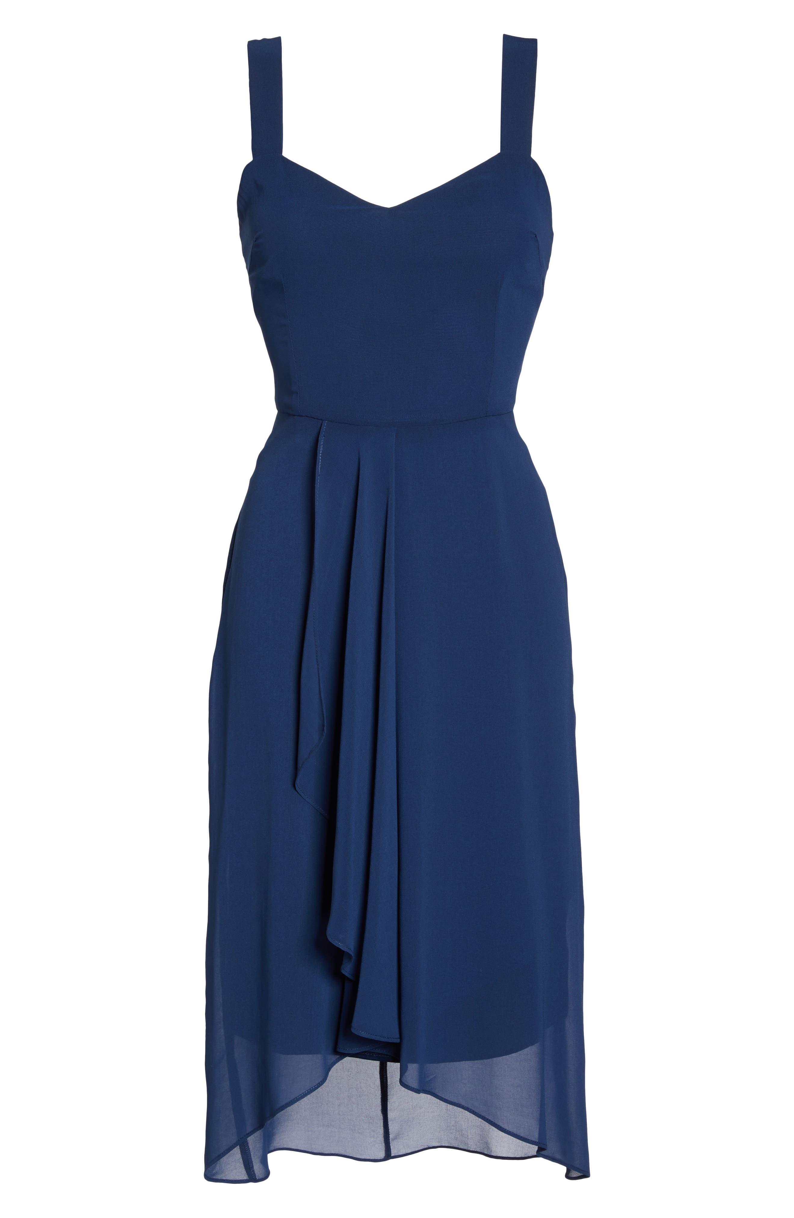 Utopia Midi Dress,                             Alternate thumbnail 6, color,                             435