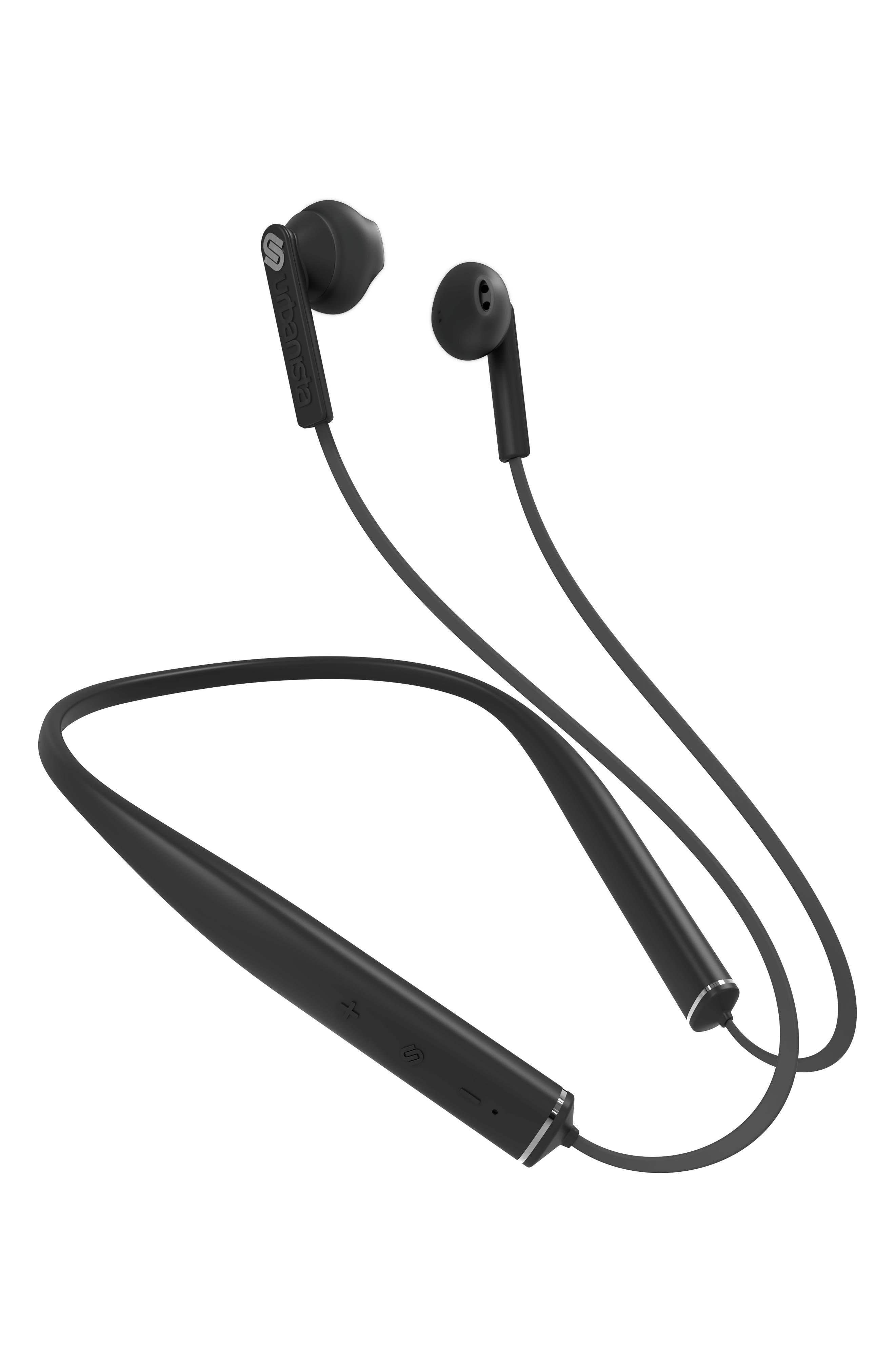 Rome Neckband Wireless Earphones,                             Alternate thumbnail 2, color,                             001