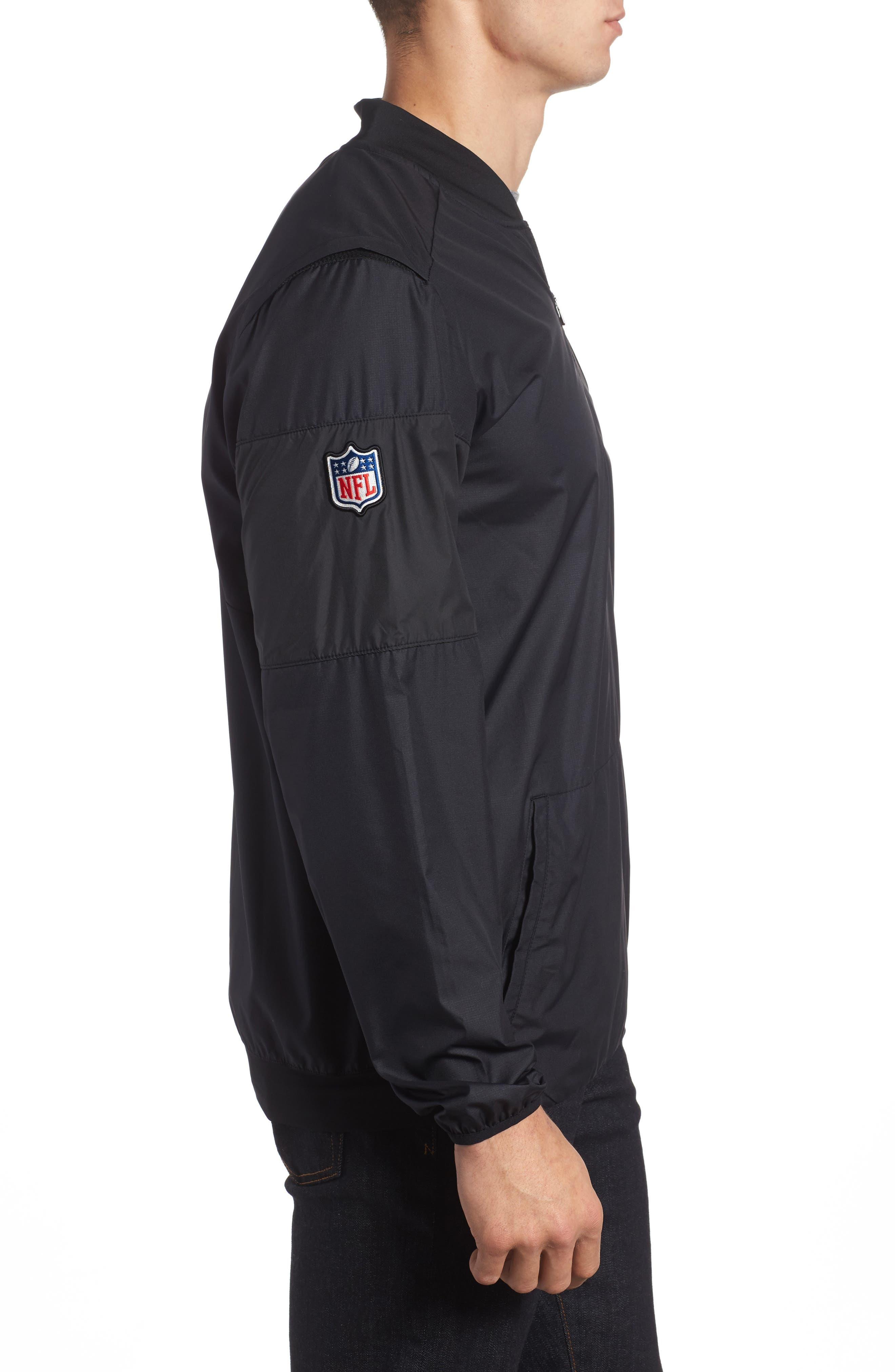 Lockdown NFL Pullover Jacket,                             Alternate thumbnail 12, color,