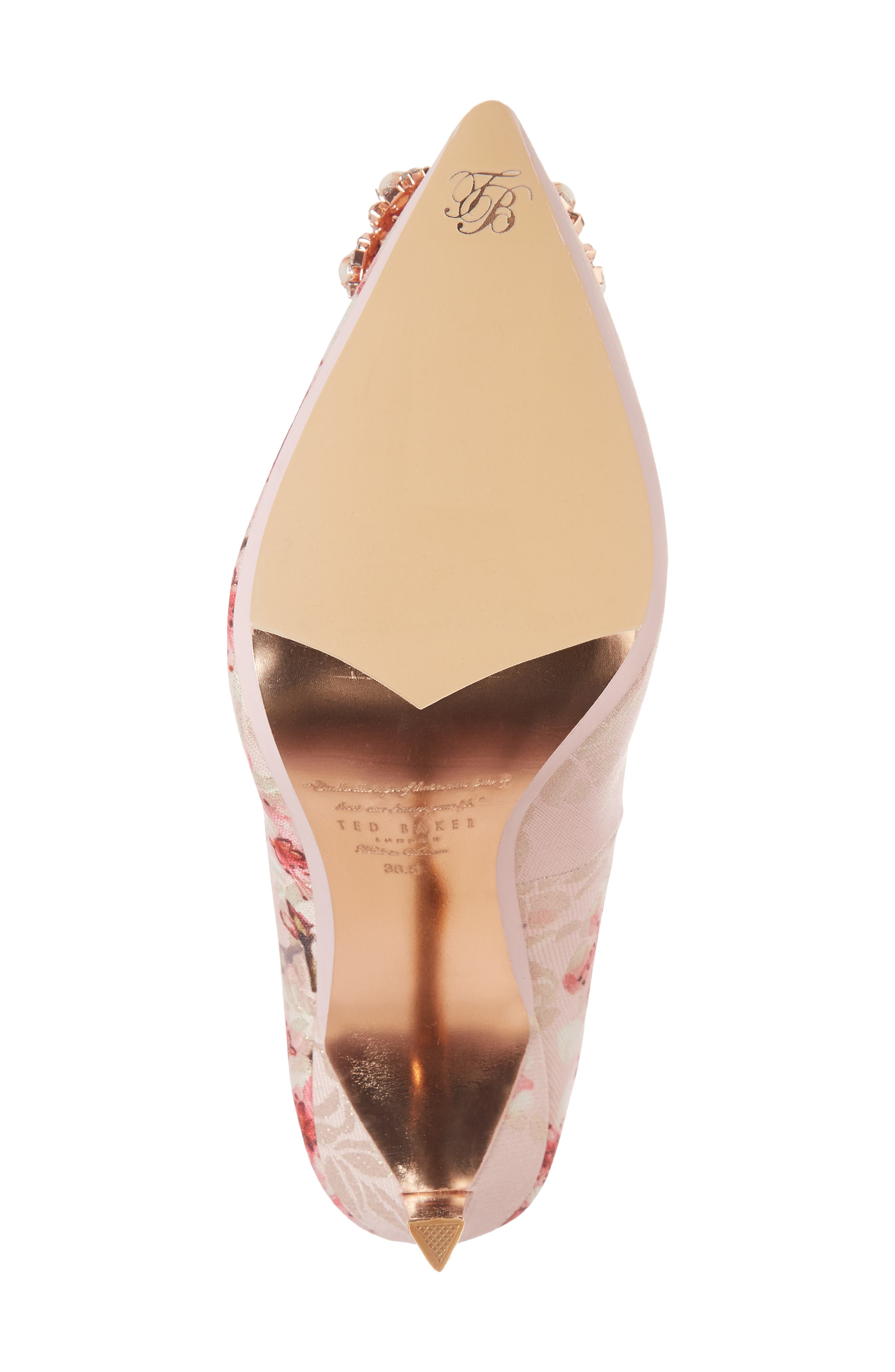 'Peetch' Pointy Toe Pump,                             Alternate thumbnail 66, color,