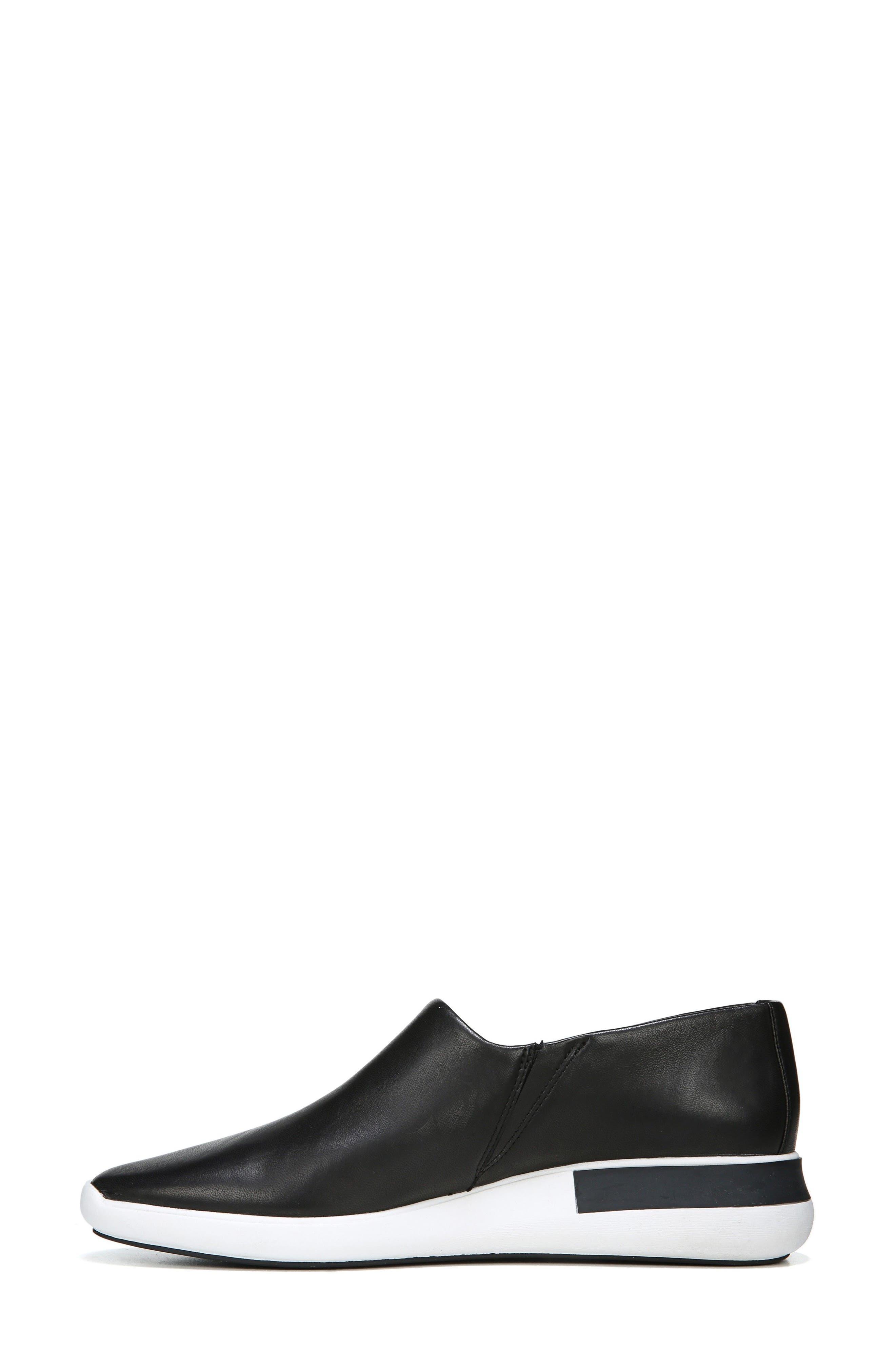Malena Slip-On Sneaker,                             Alternate thumbnail 3, color,                             001