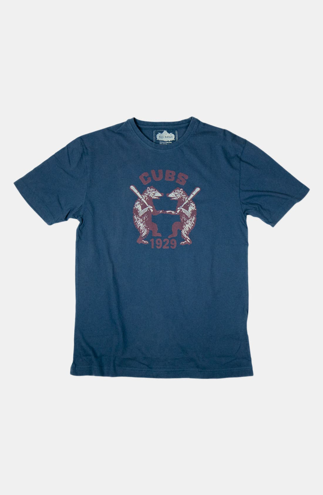 'Texas Rangers' Regular Fit Crewneck T-Shirt,                             Main thumbnail 41, color,