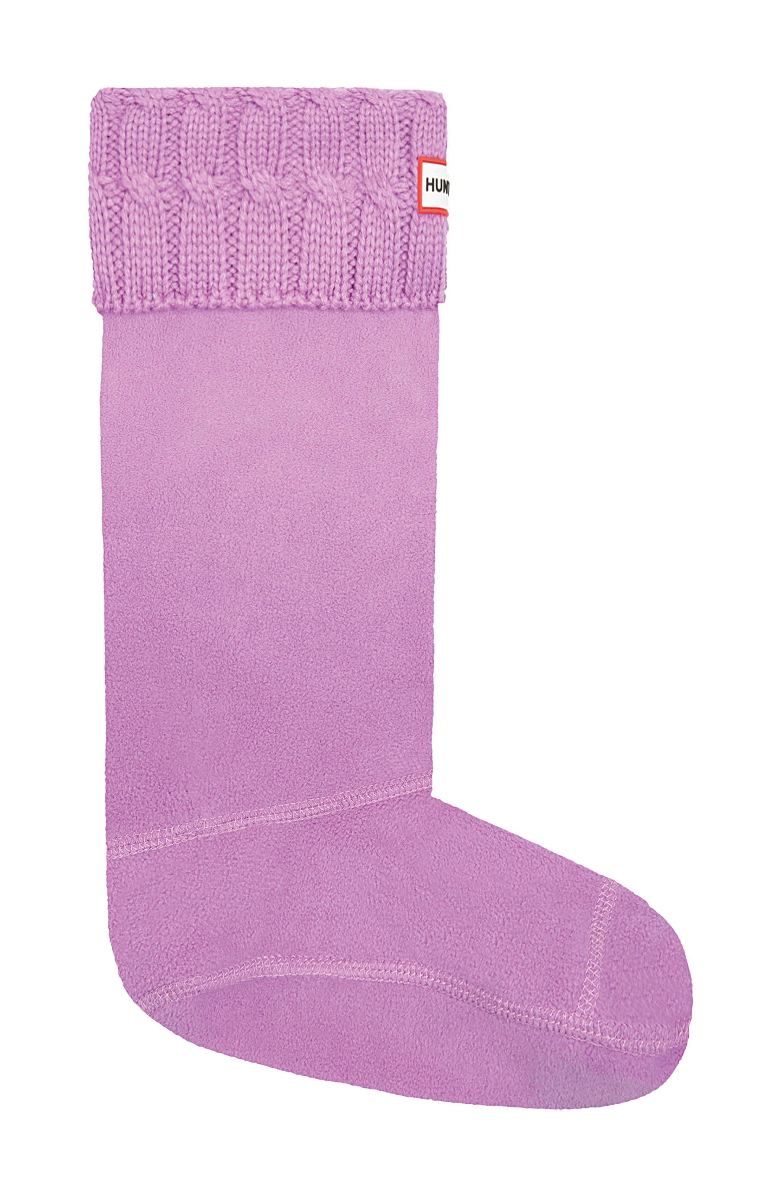 Original Tall Cable Knit Cuff Welly Boot Socks,                         Main,                         color, 529