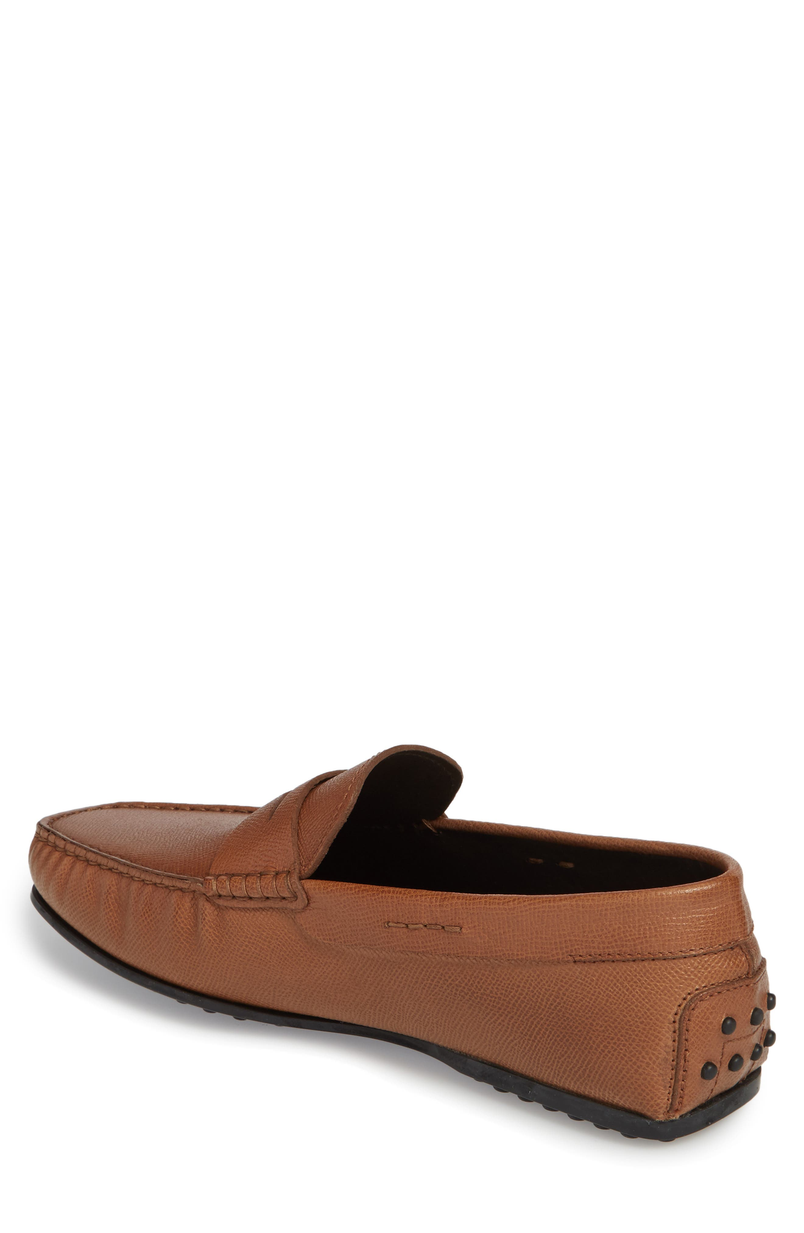 City Driving Shoe,                             Alternate thumbnail 2, color,                             TAN LEATHER