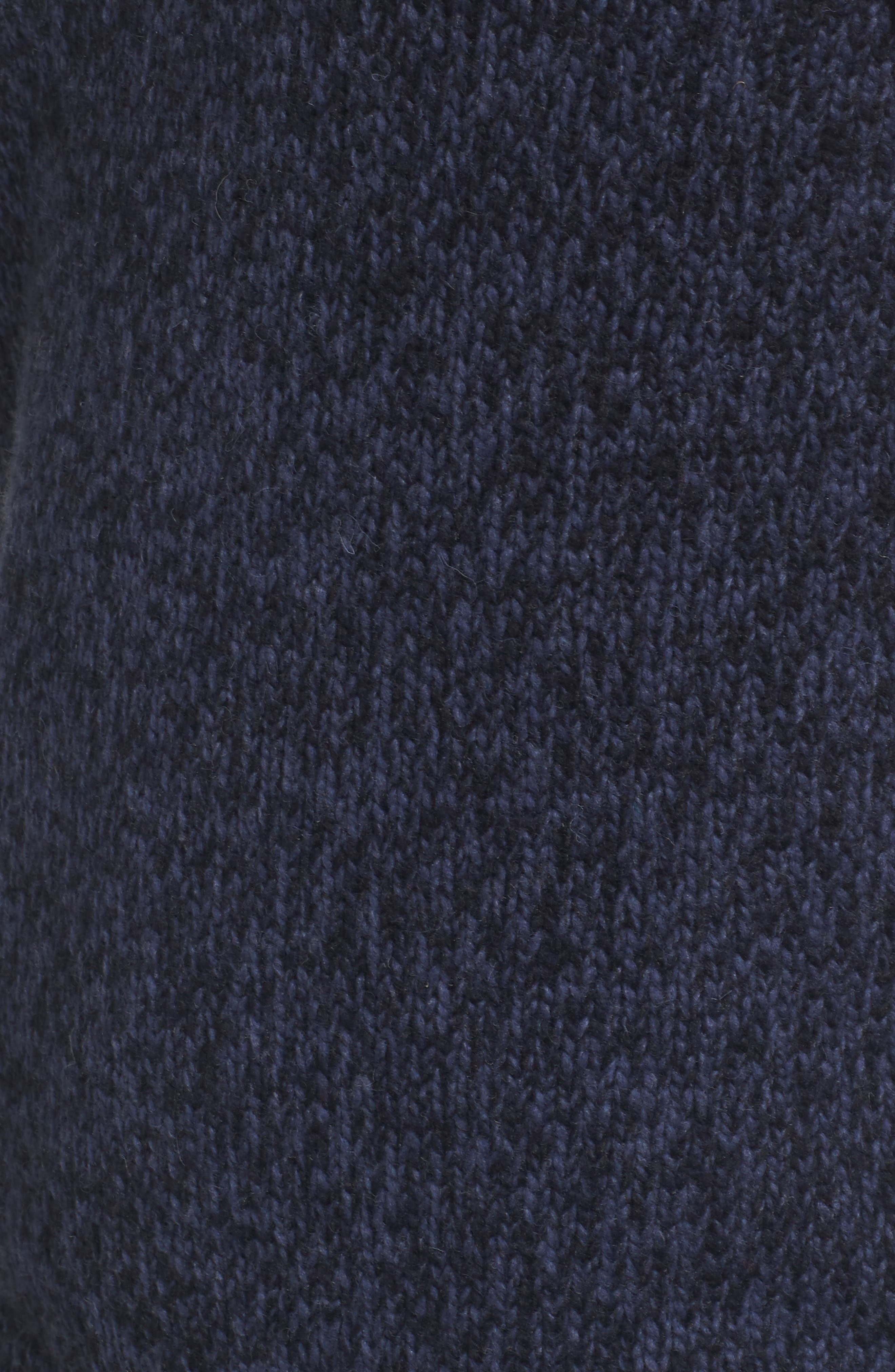 Marled Yarn Sweater,                             Alternate thumbnail 10, color,
