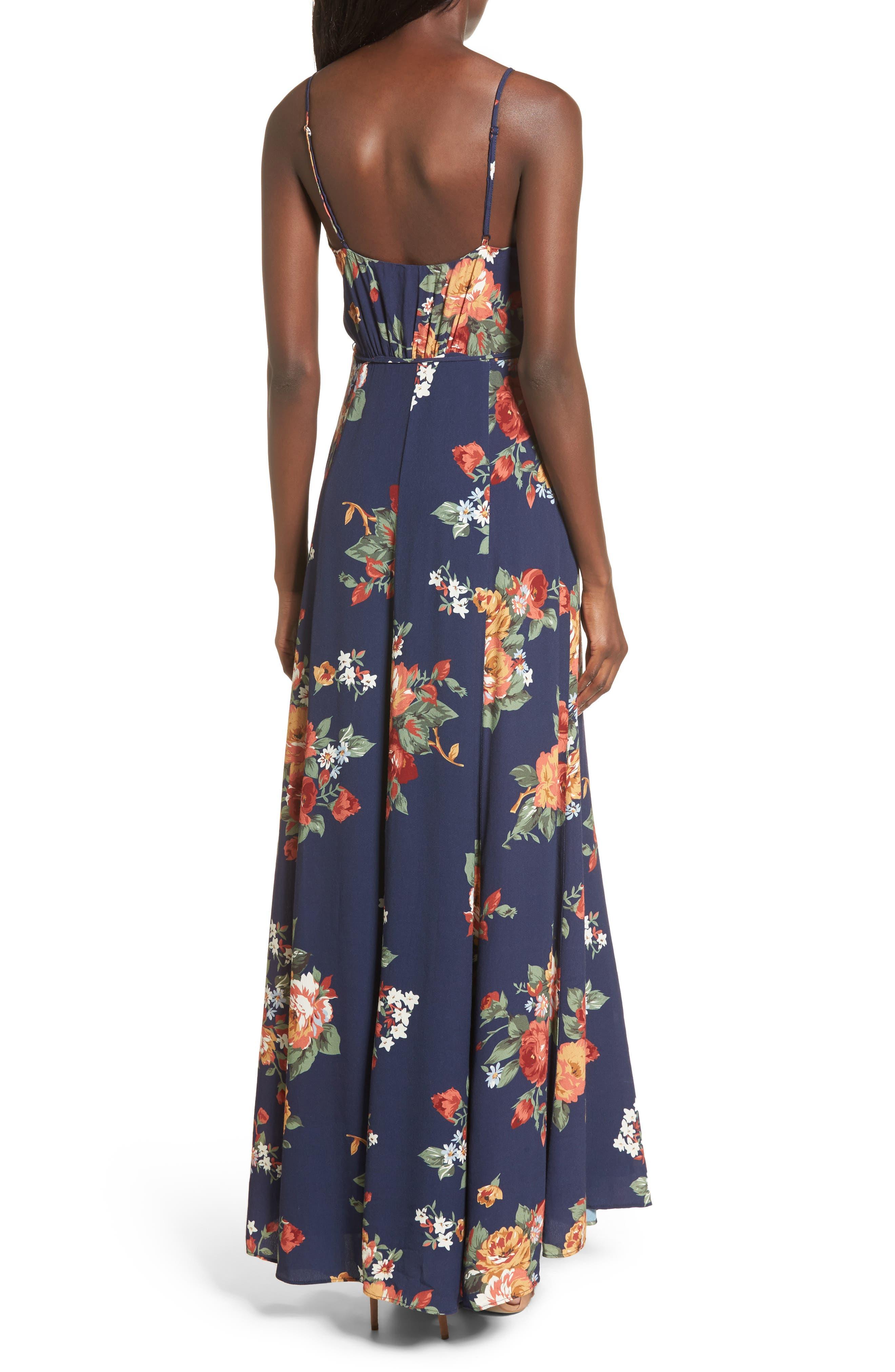 Crenshaw Maxi Dress,                             Alternate thumbnail 2, color,                             400