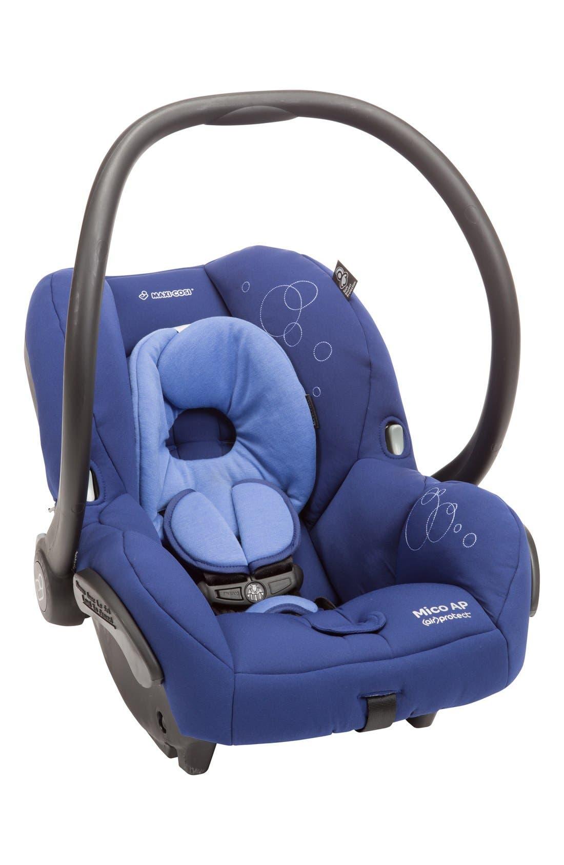 Mico AP Infant Car Seat & Base,                             Alternate thumbnail 18, color,