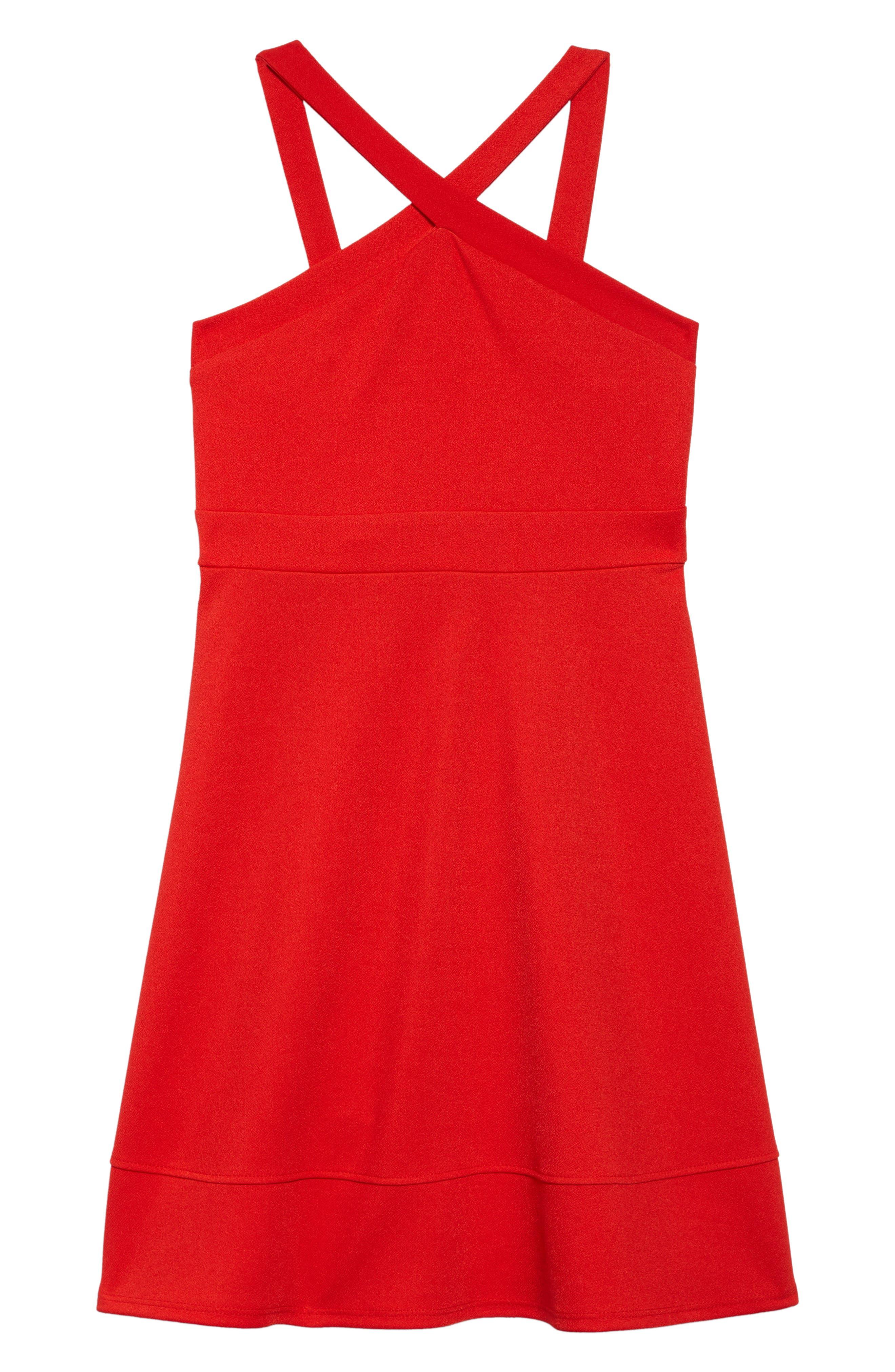 High Neck Sheath Dress,                         Main,                         color, 888