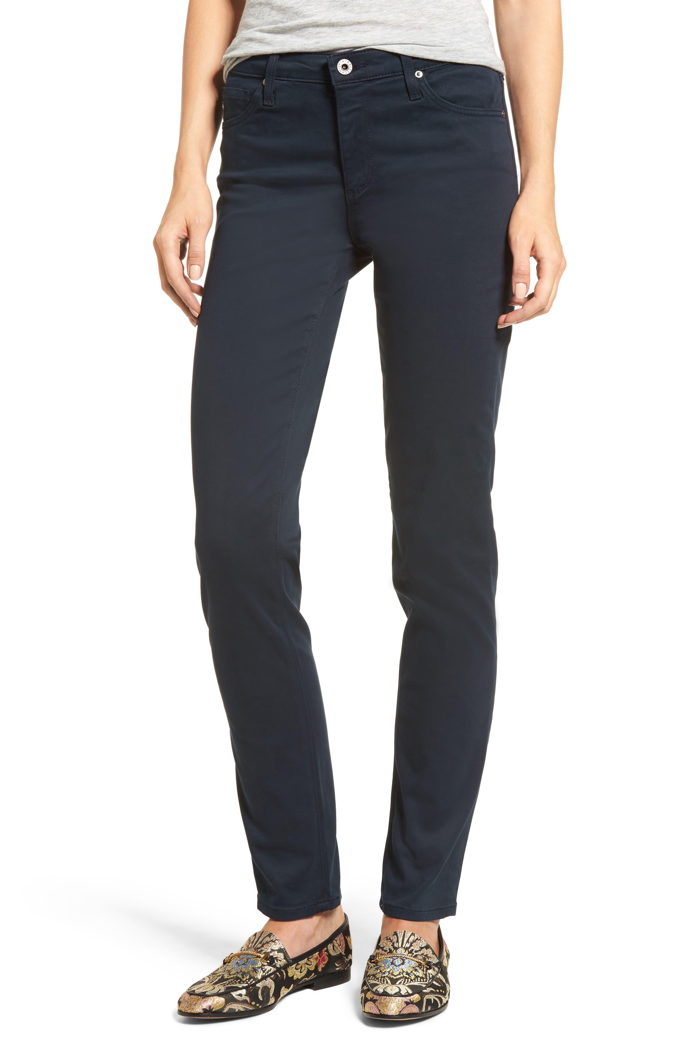 'The Prima' Cigarette Leg Skinny Jeans,                             Main thumbnail 10, color,