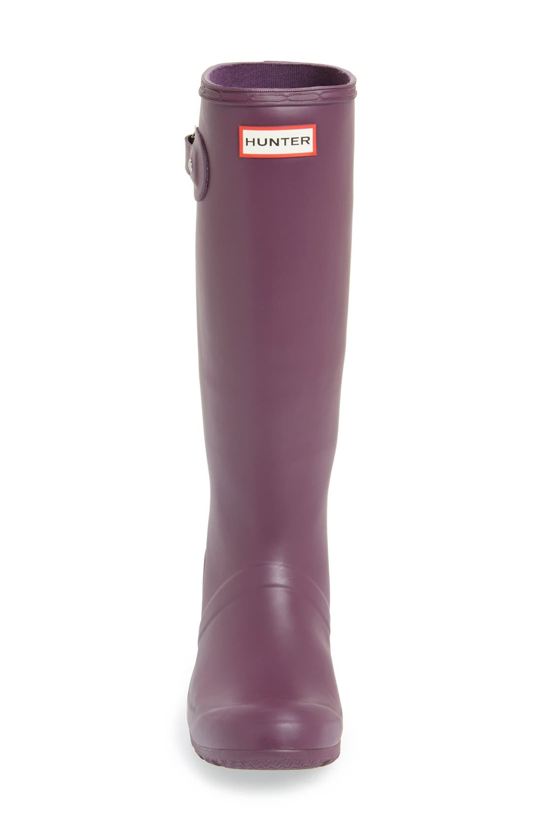 'Tour' Packable Rain Boot,                             Alternate thumbnail 95, color,